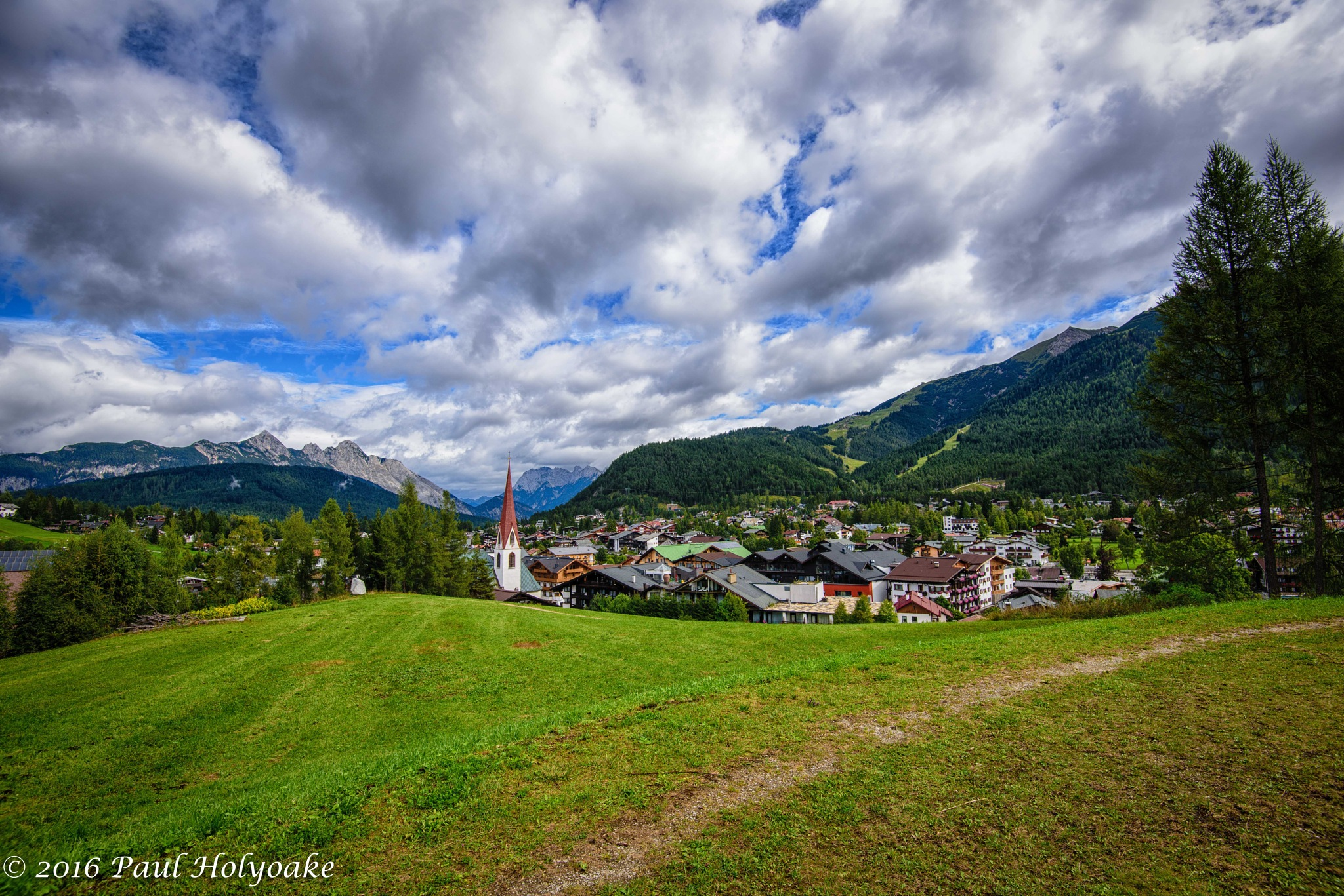Seefeld in Tirol by Photon