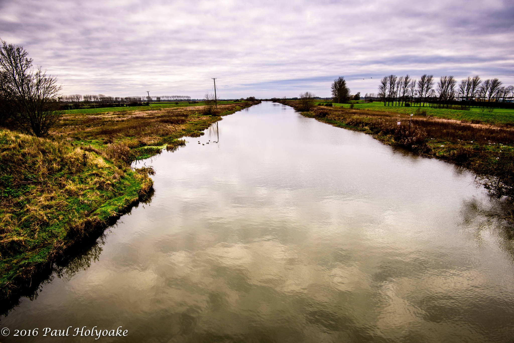 Great Ouse, Ely by Photon