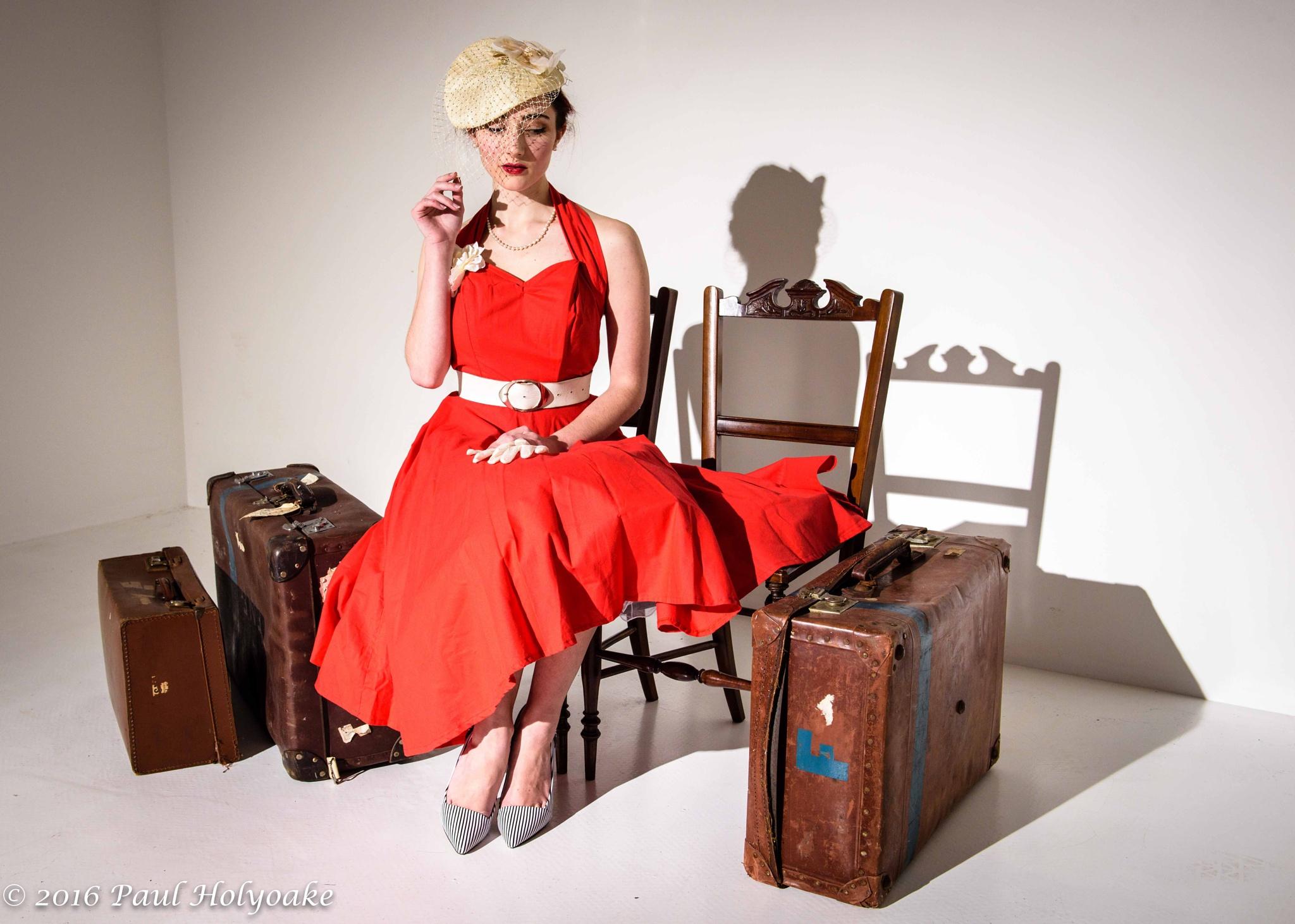 Photo in Portrait #model #studio #cases