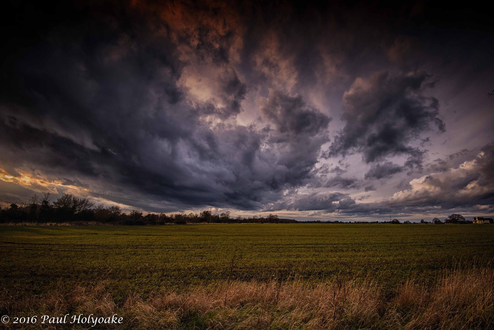 Storm Cloud by Photon