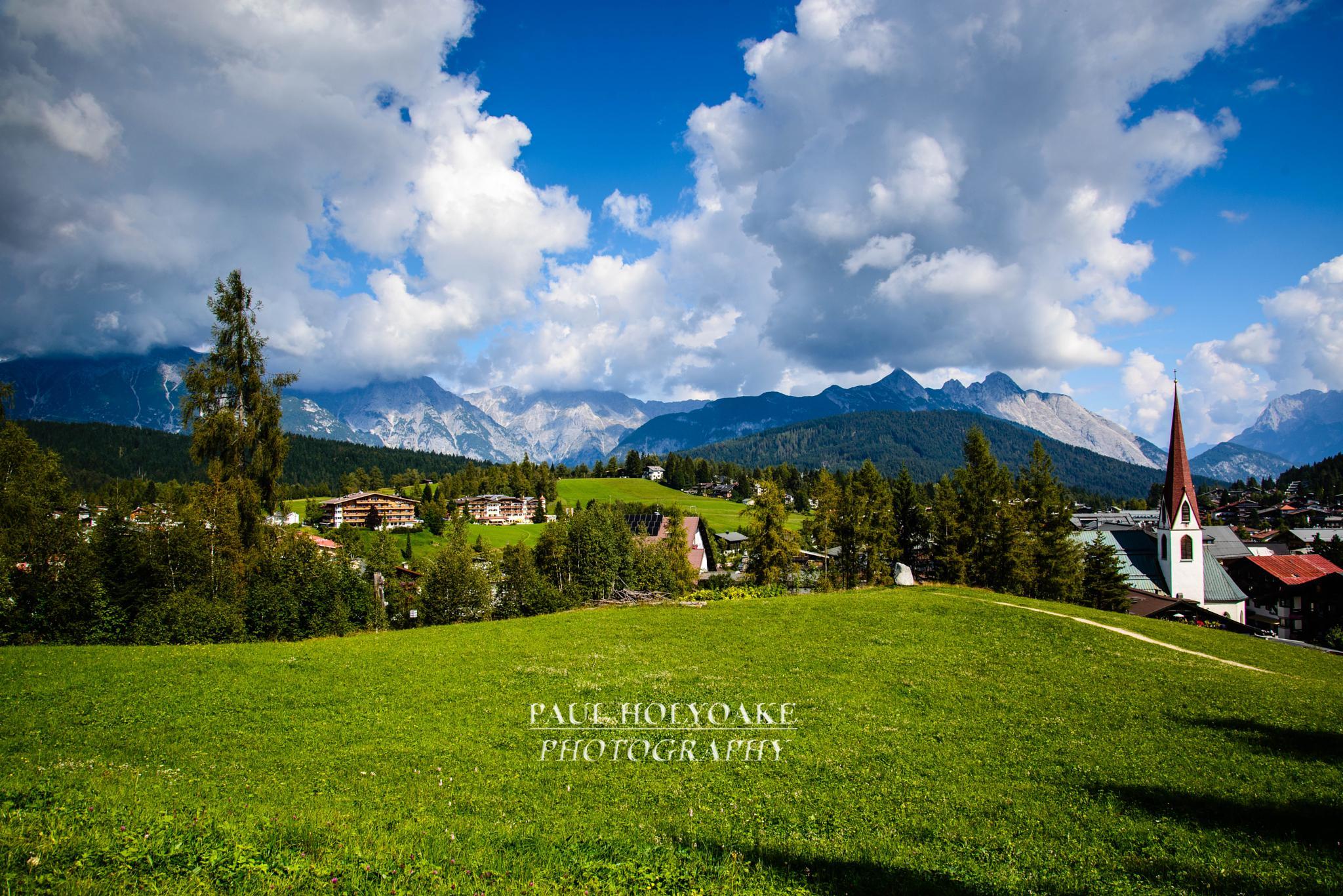Alpine Village by Photon