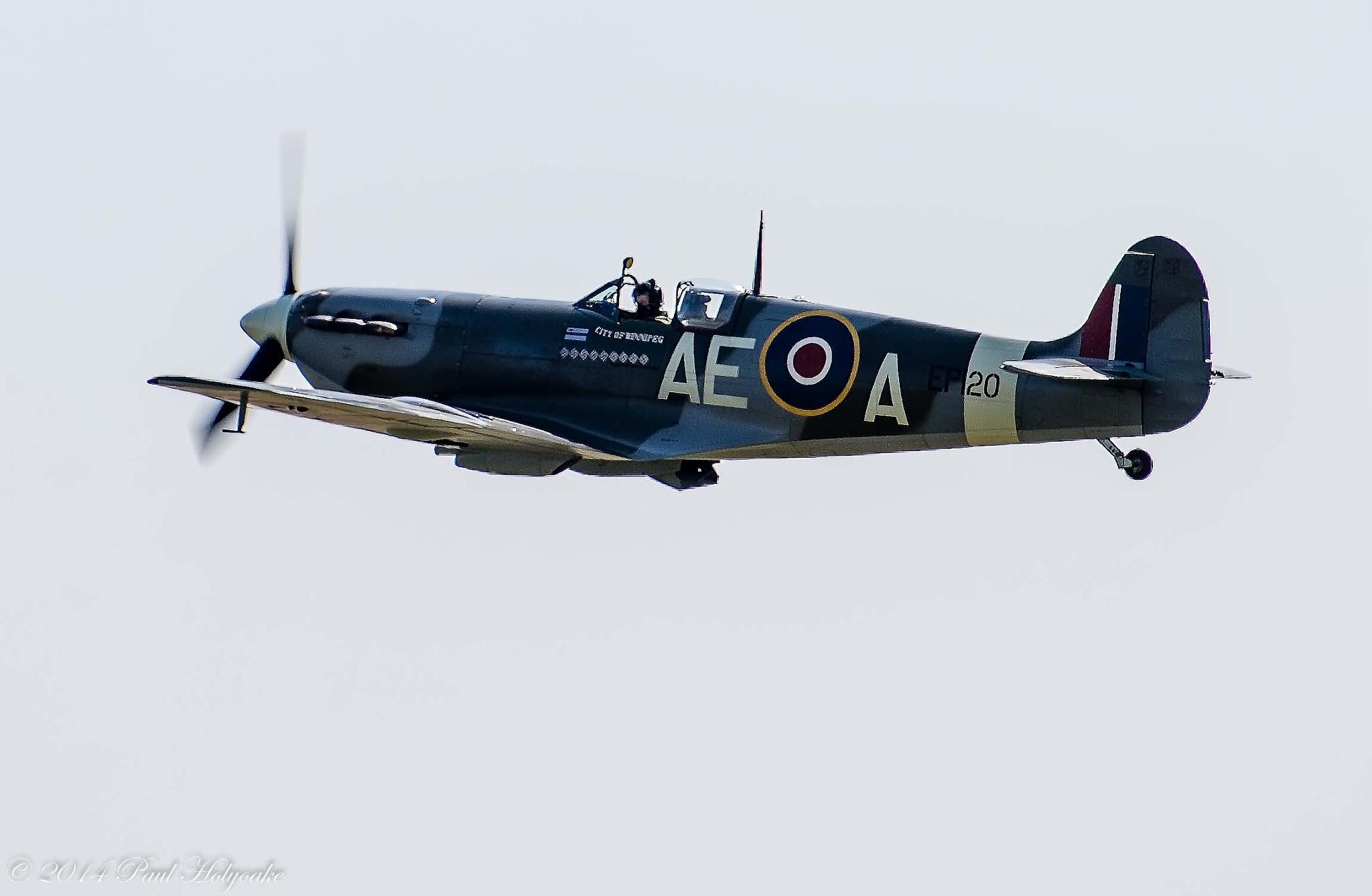Spitfire by Photon