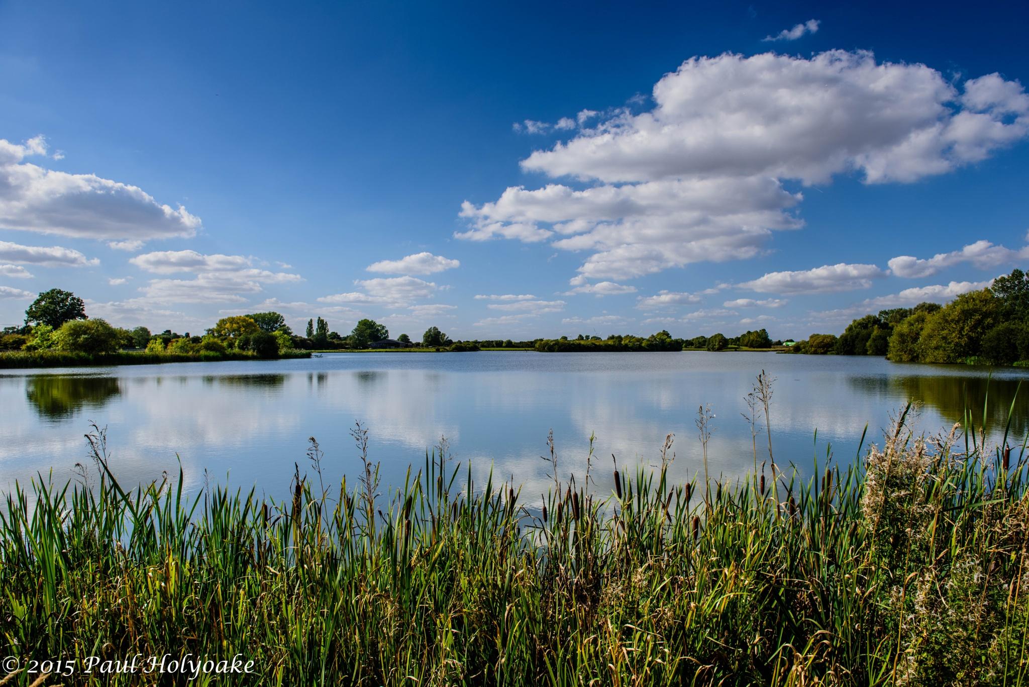 HP Lake VI by Photon