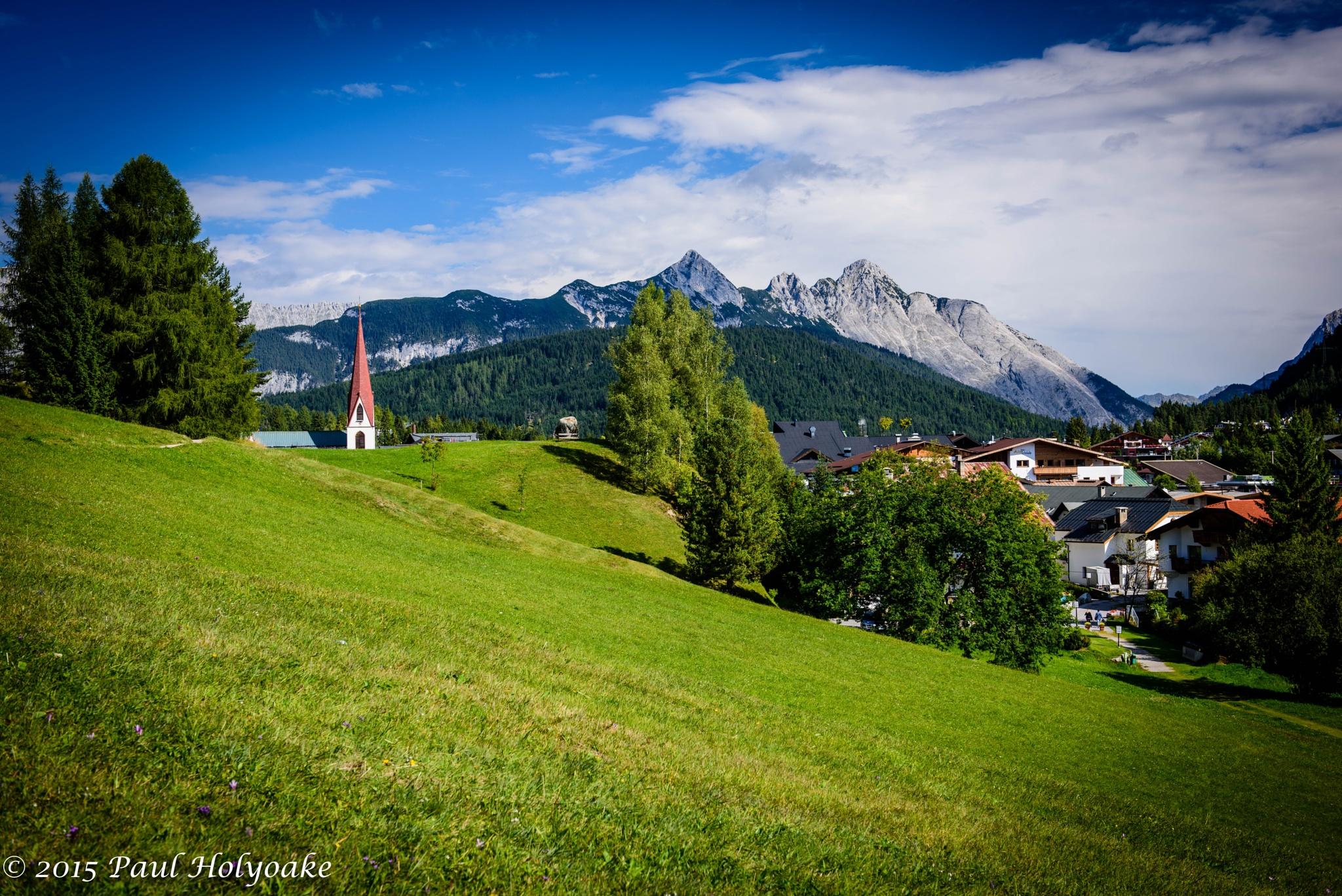 Tirol II by Photon