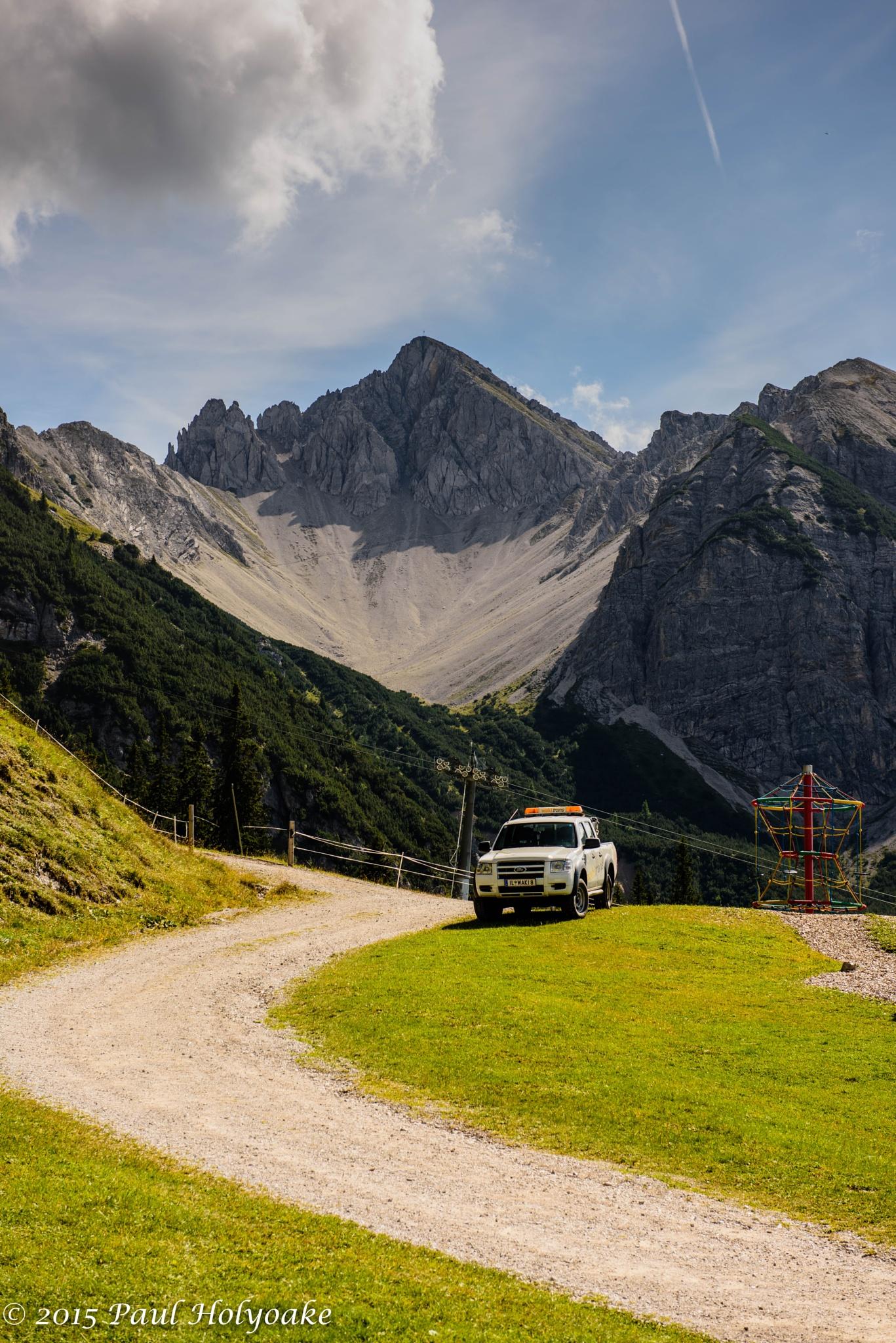 Austrian Alps by Photon