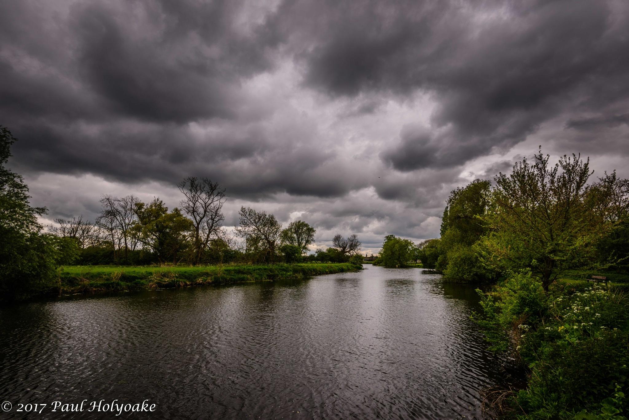 Dark River by Photon