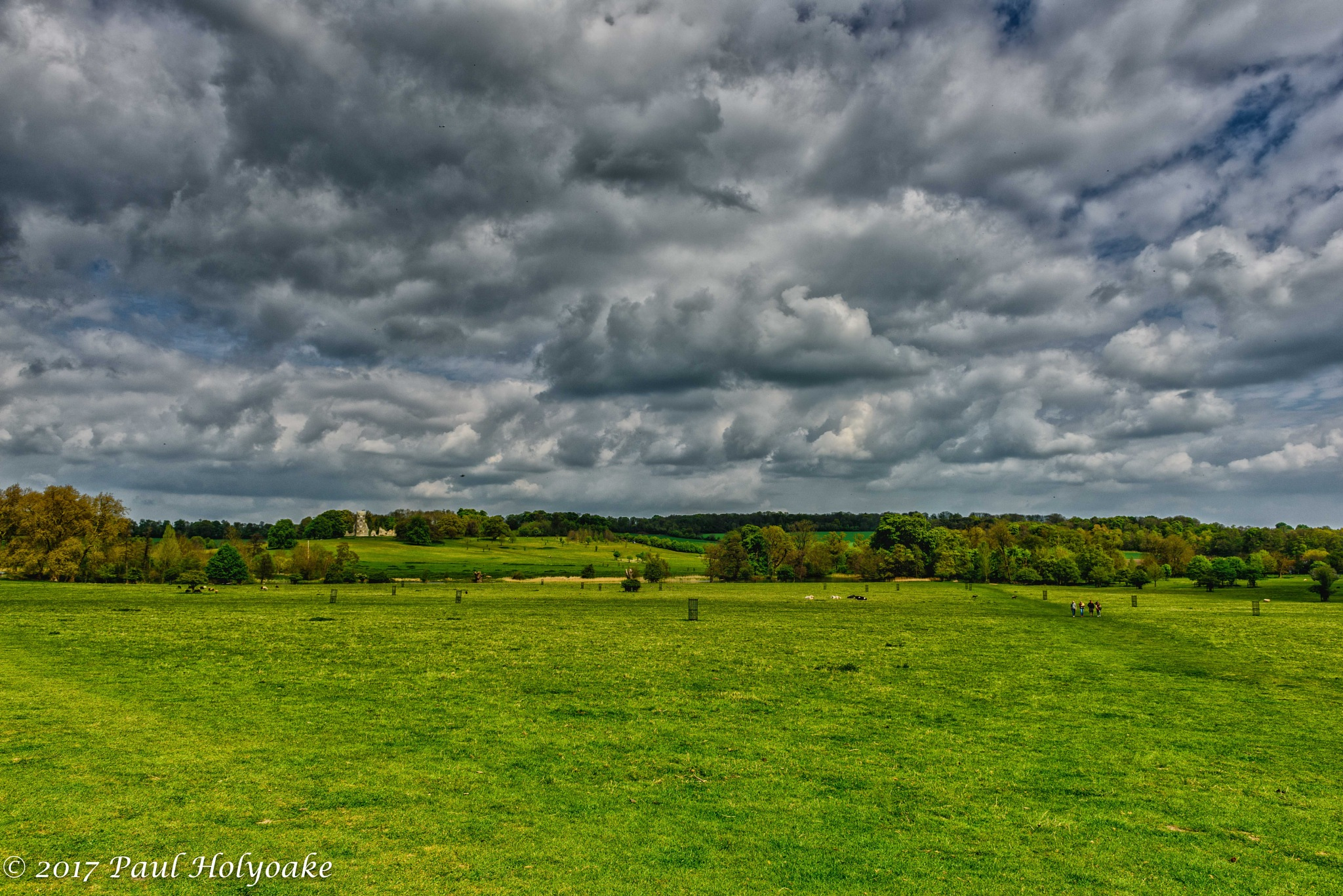 Rolling Countryside by Photon