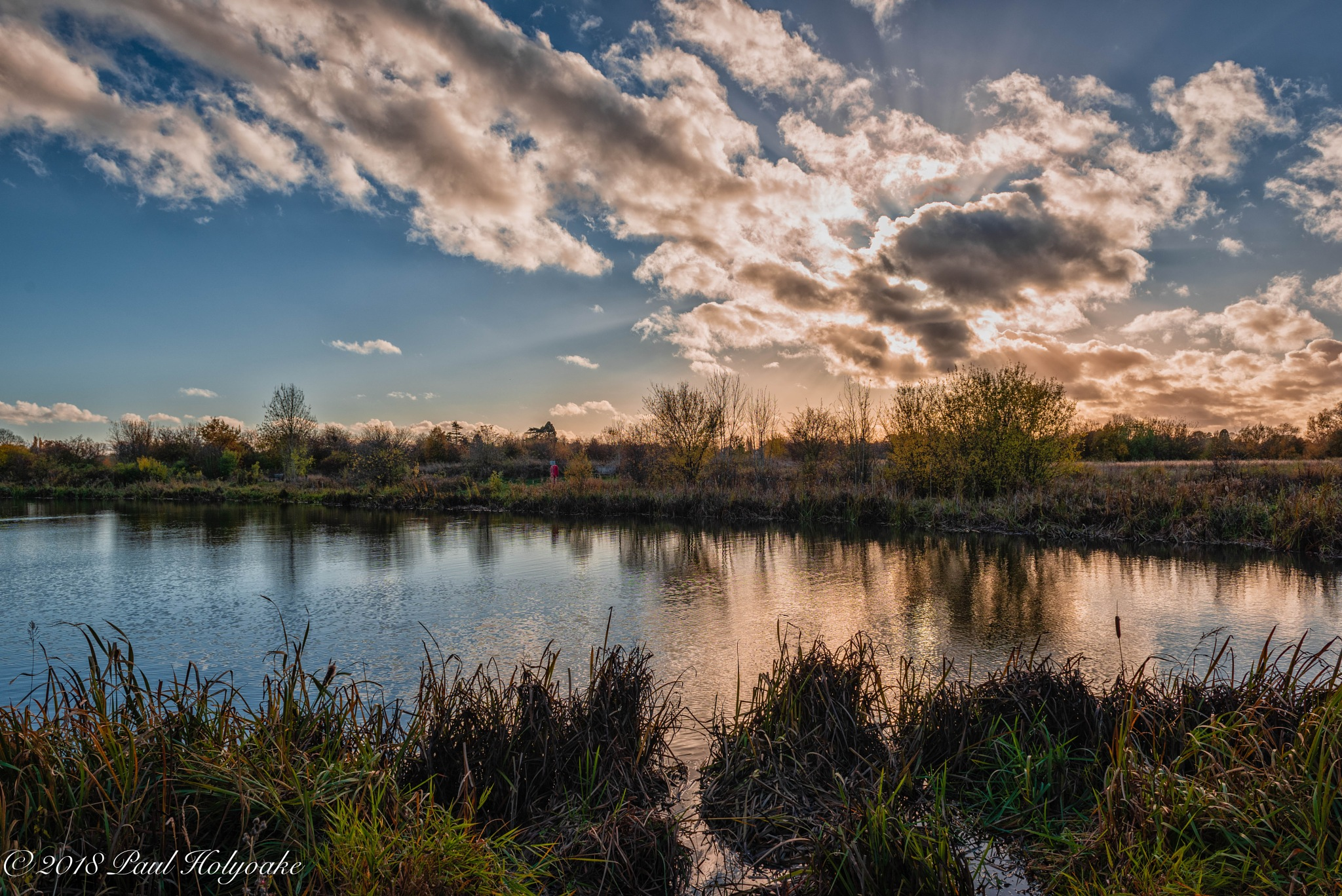 Late Afternoon by Photon