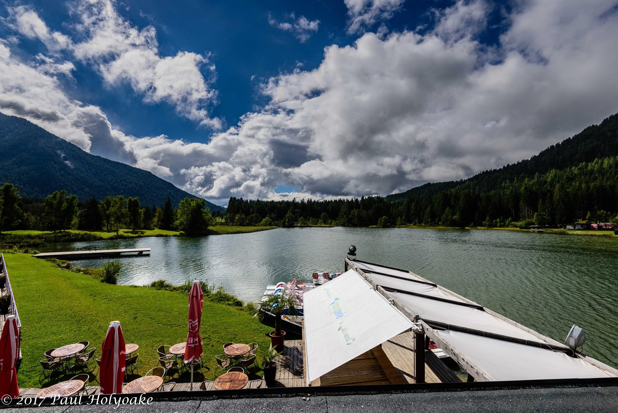 Alpine Cafe by Photon