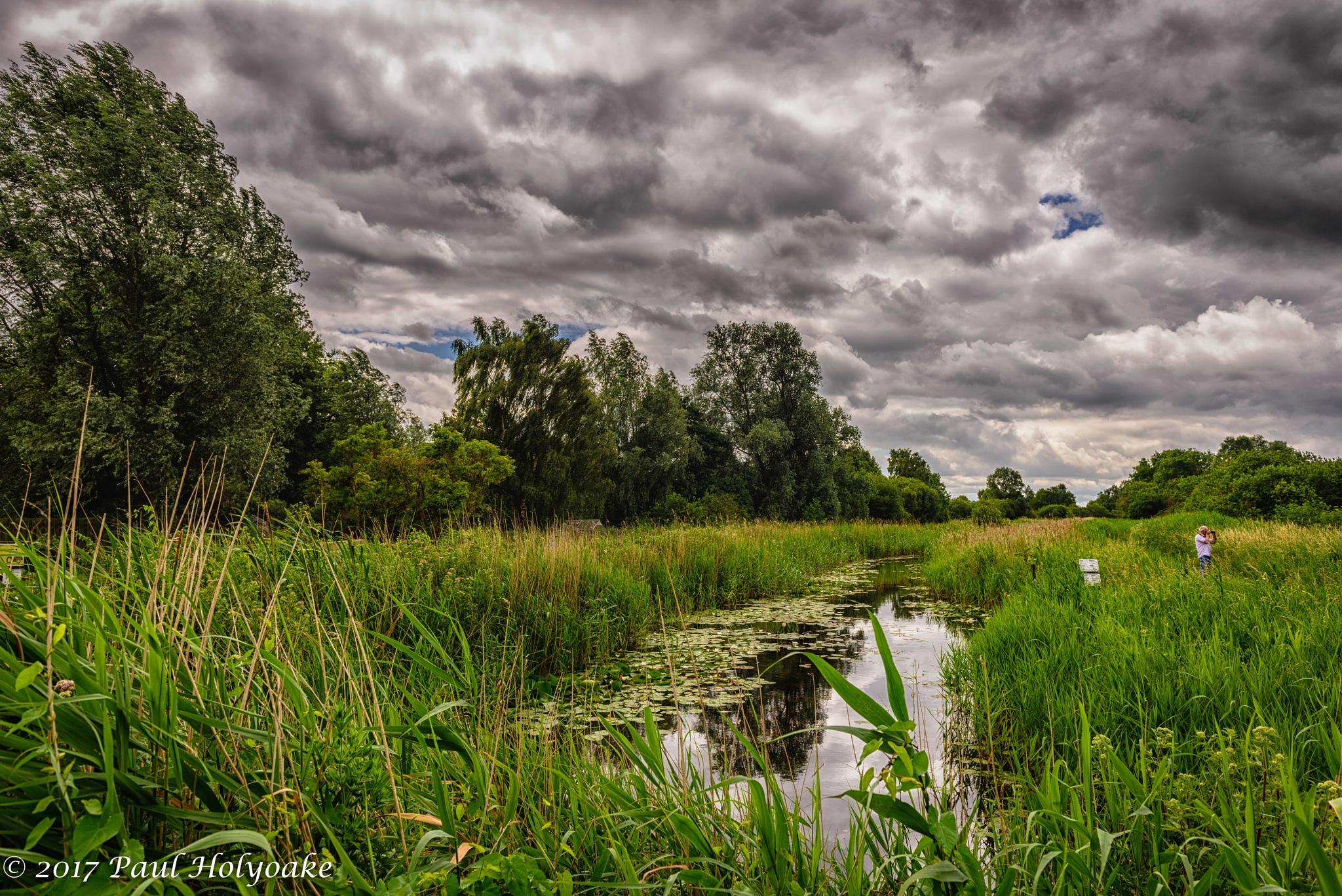 Wicken Lode by Photon