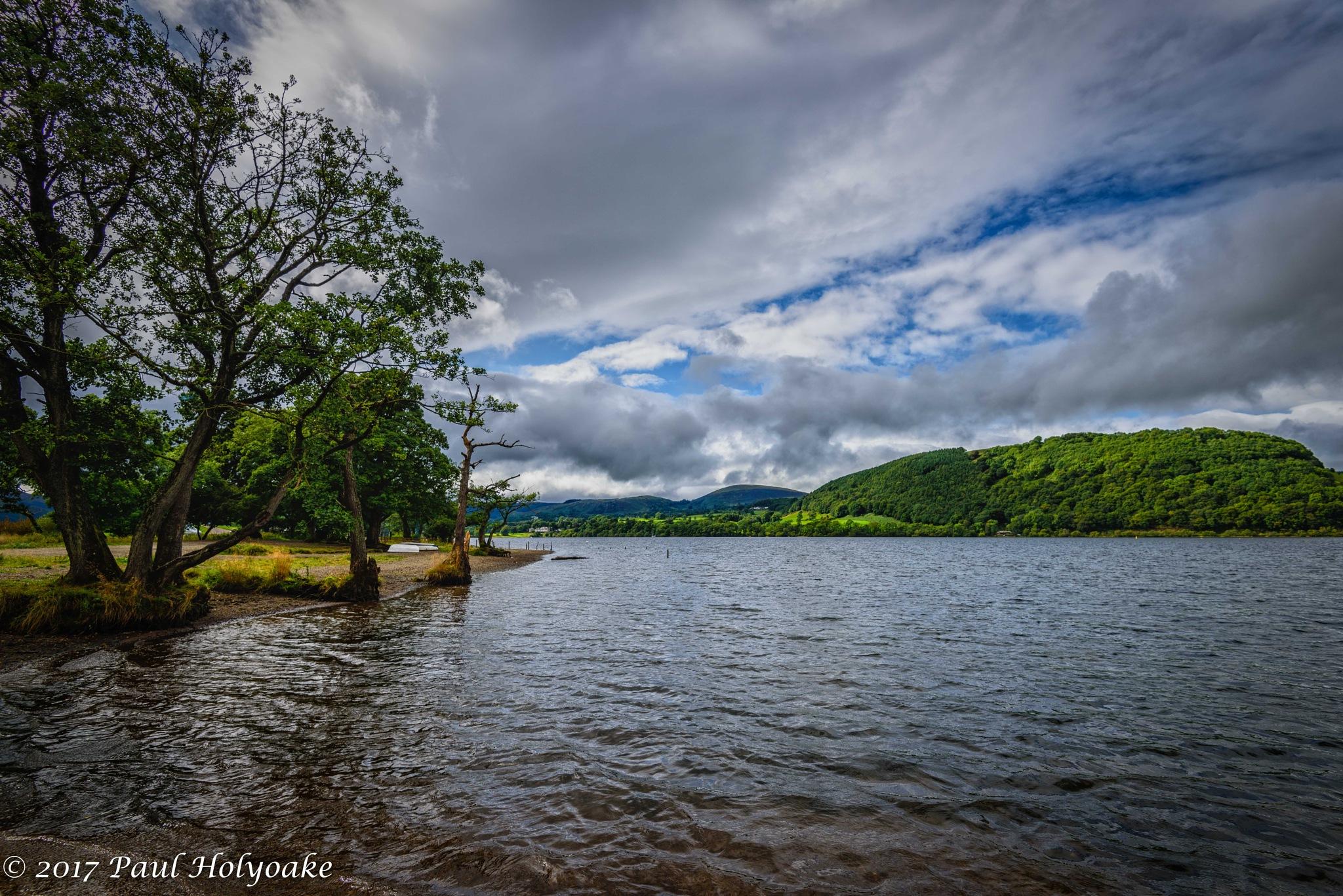Ullswater by Photon