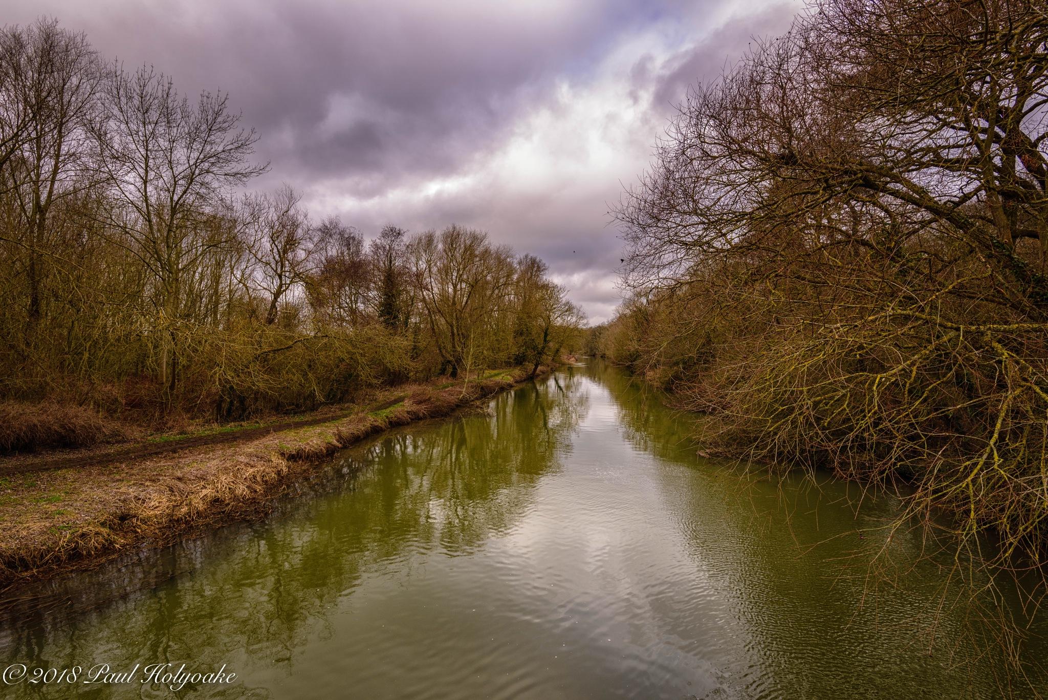 River Nene by Photon