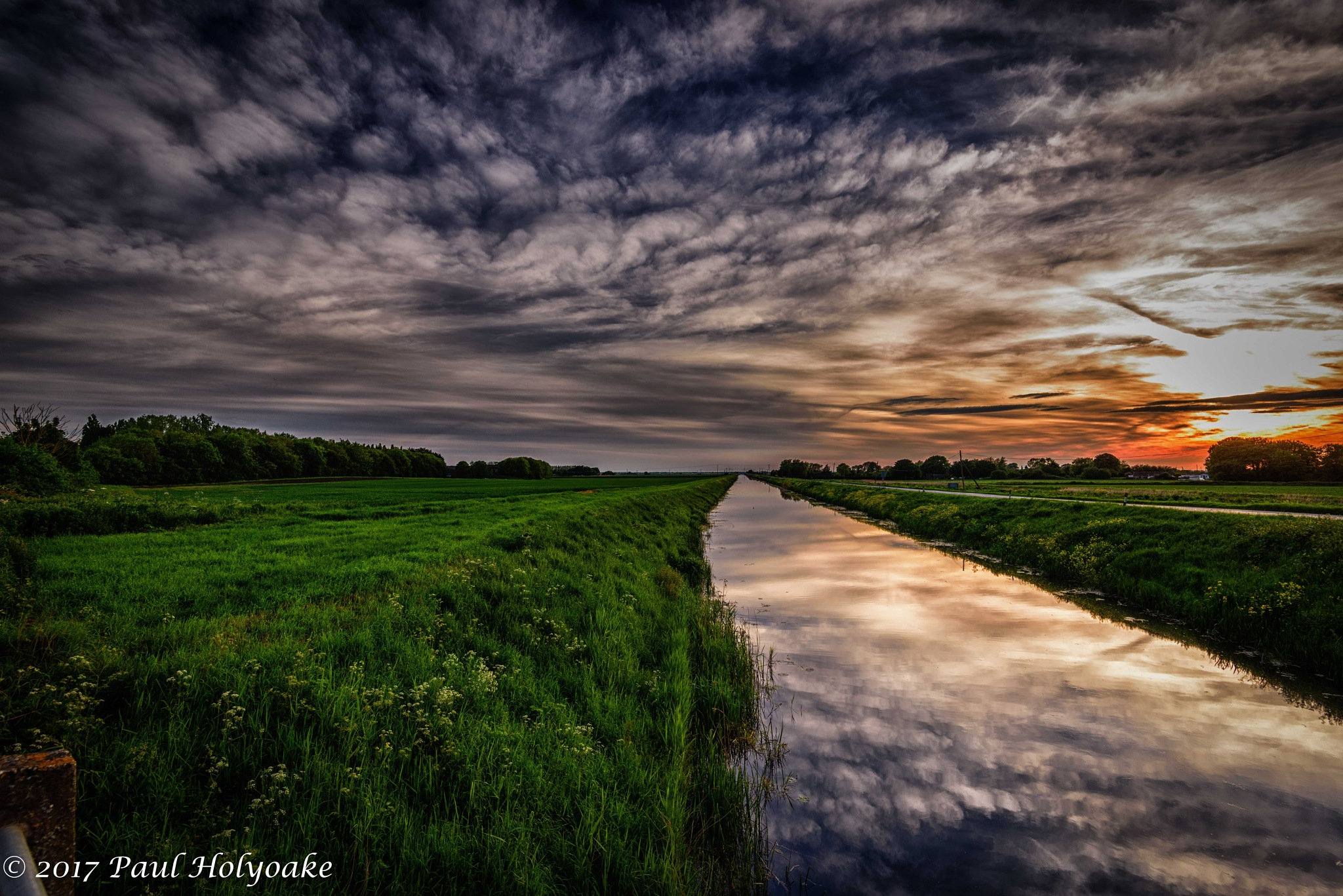 Sundown by Photon