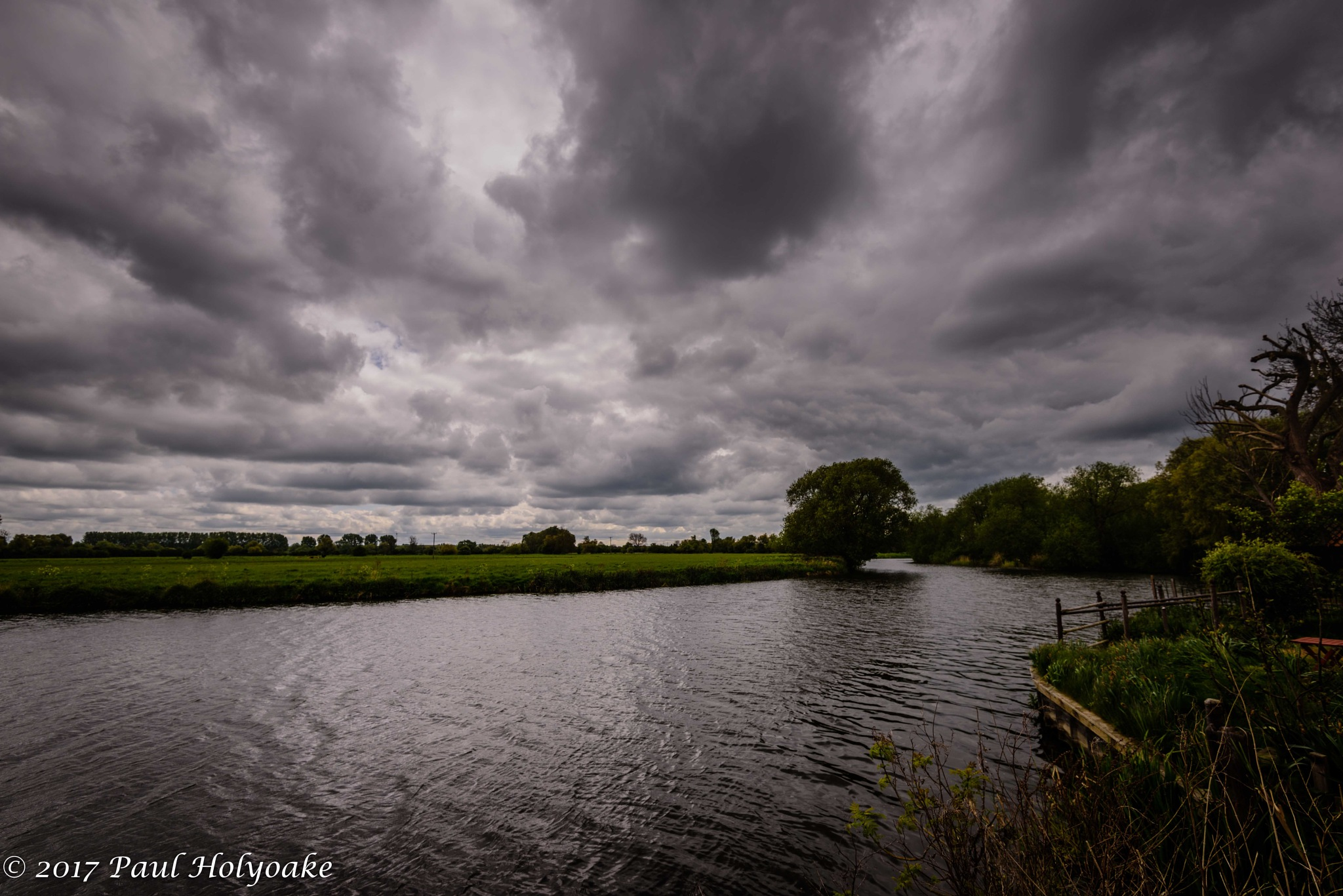 Low Flying Cloud by Photon