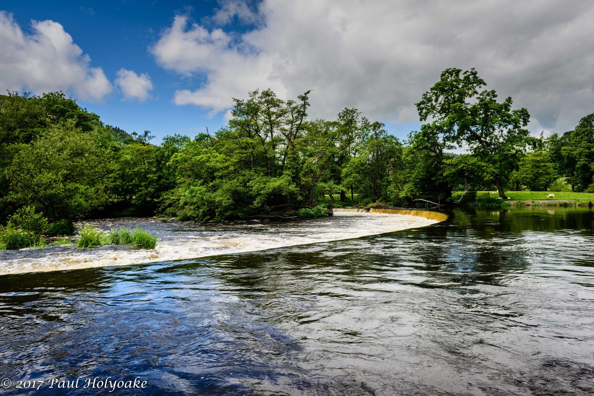 Horseshoe Falls by Photon