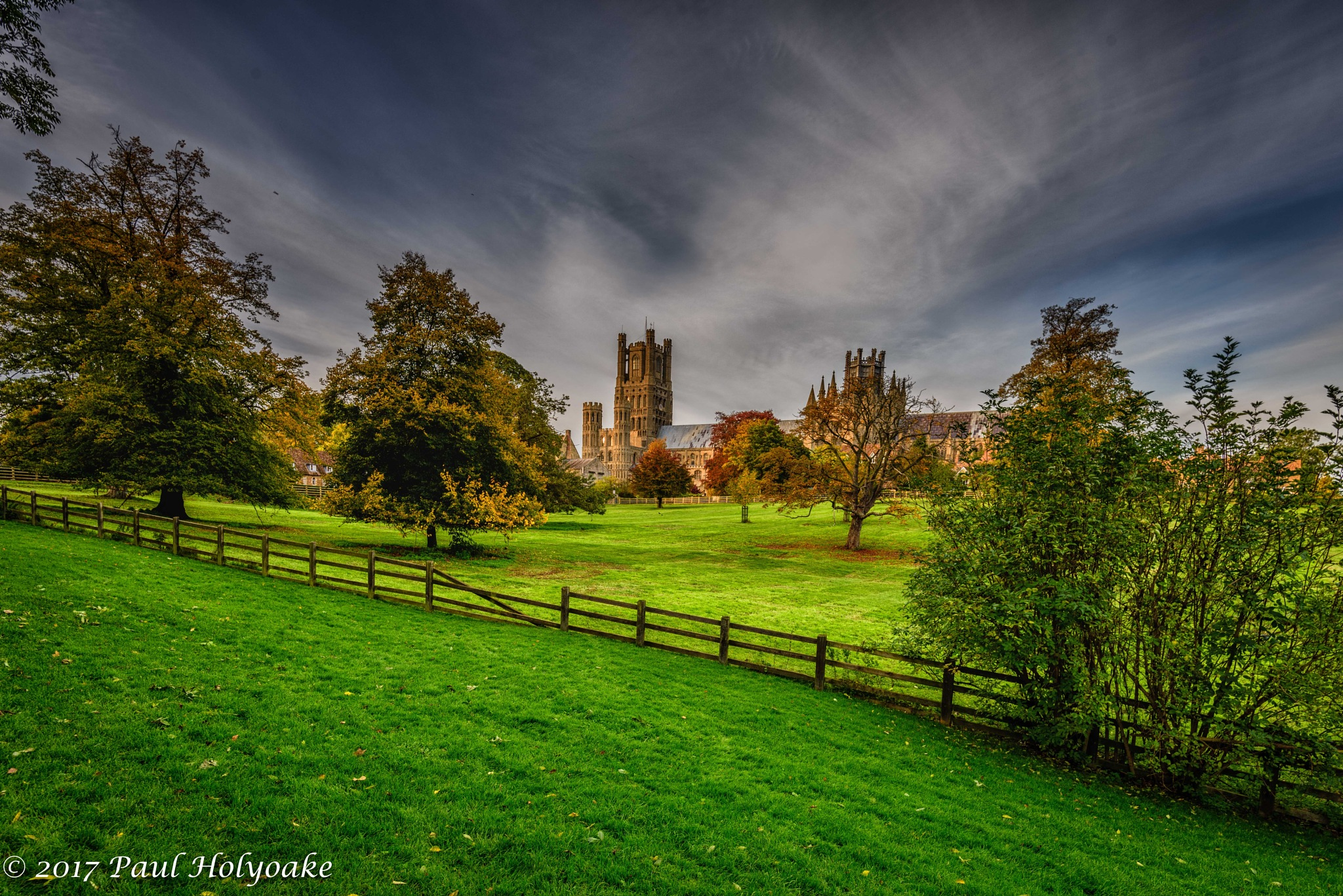 Ely Cathedral by Photon