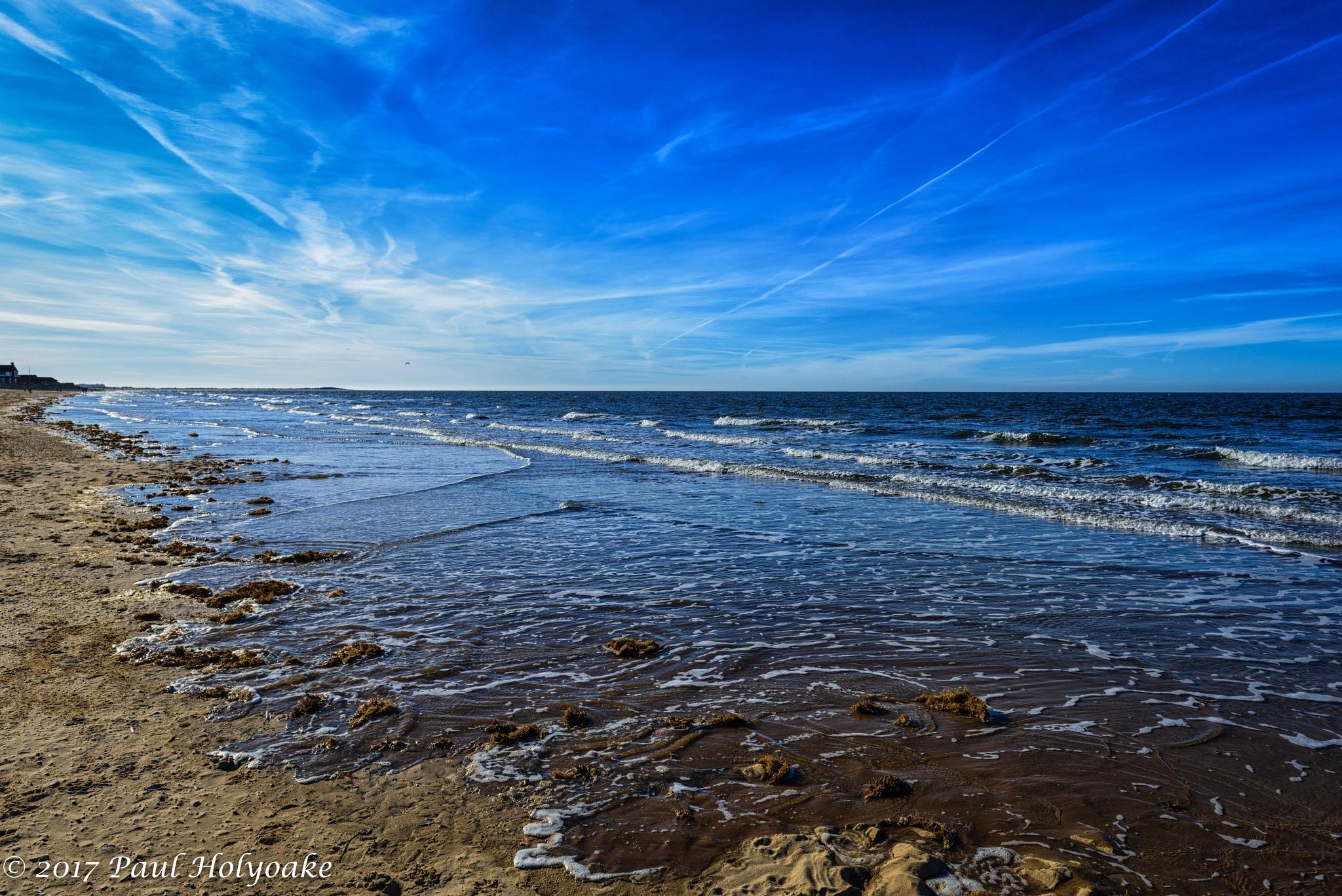 Shoreline by Photon