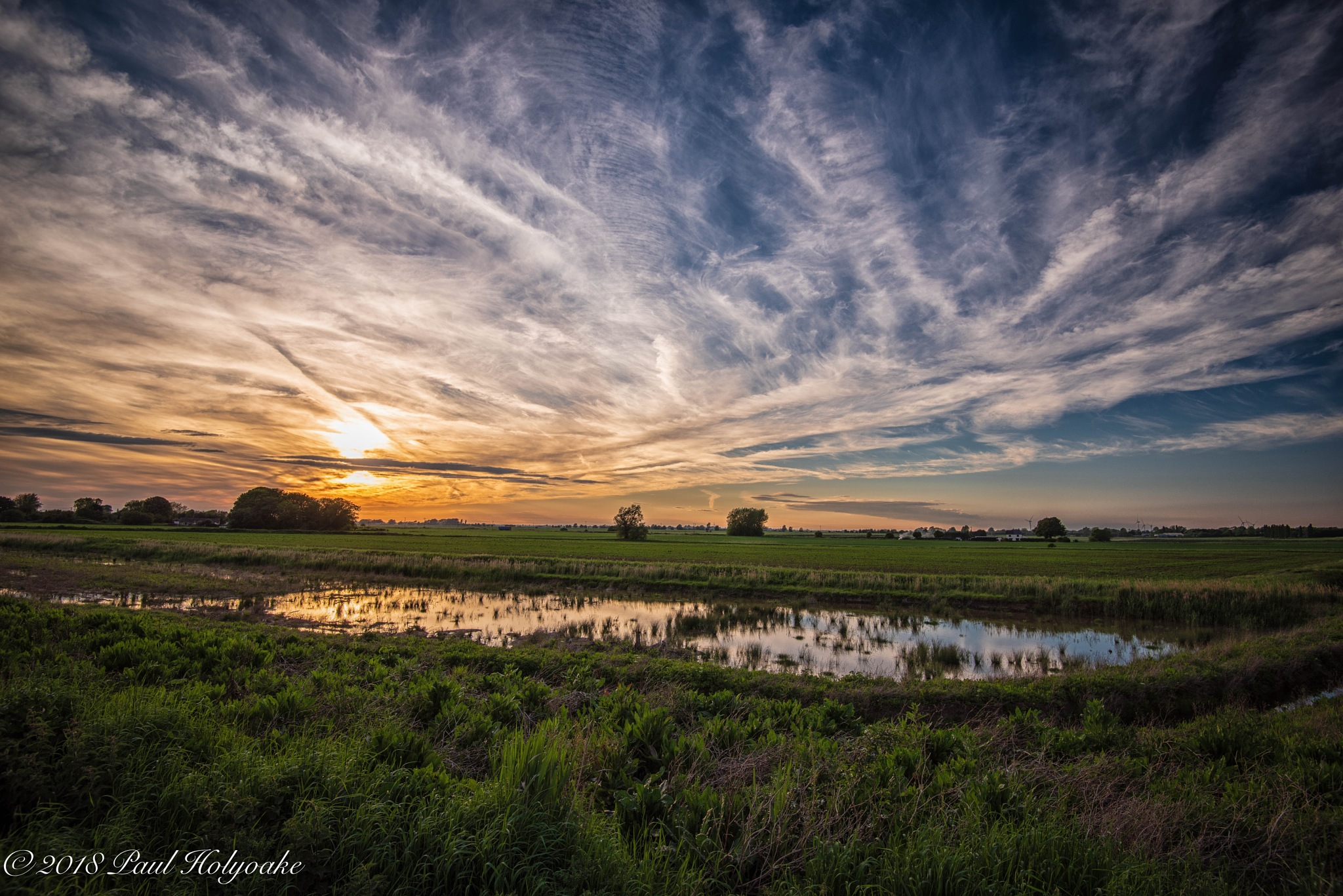 Across the Fen by Photon