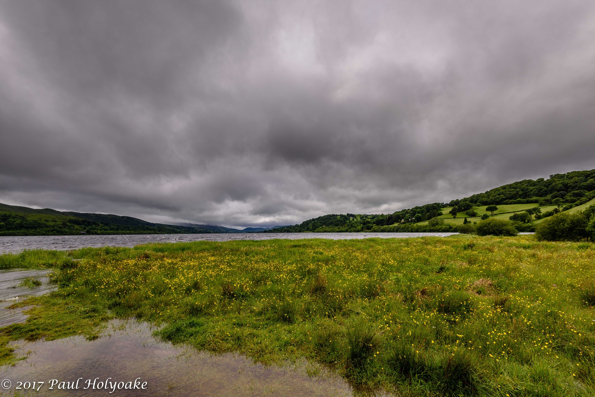 Welsh Weather by Photon