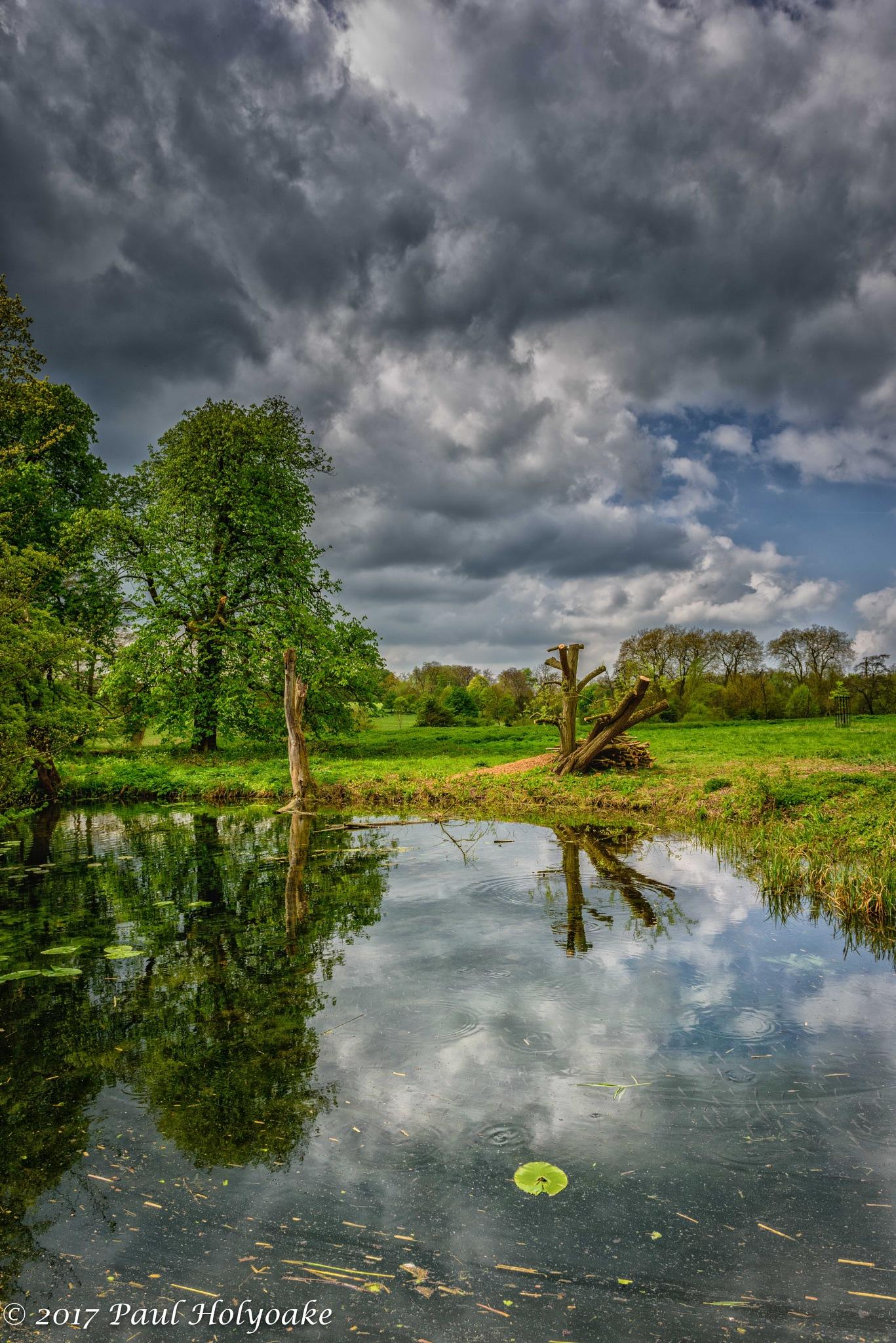 Cloud Drama by Photon