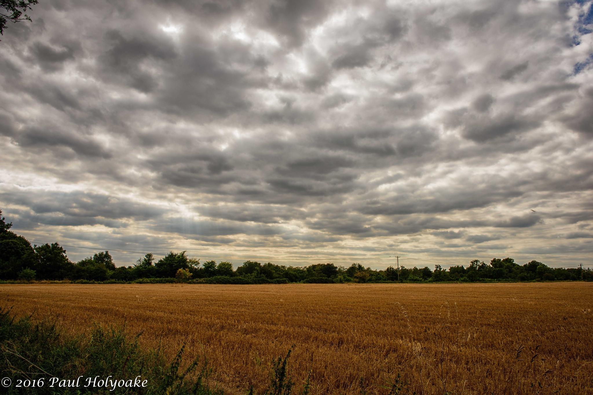 Big Sky by Photon