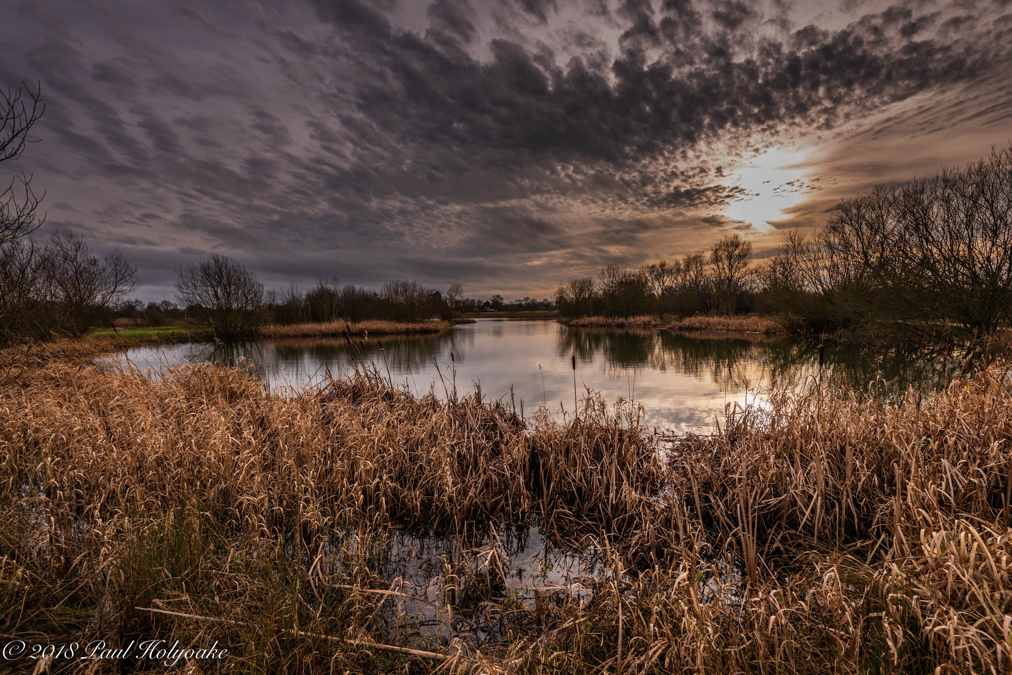 Calm Before the Storm by Photon