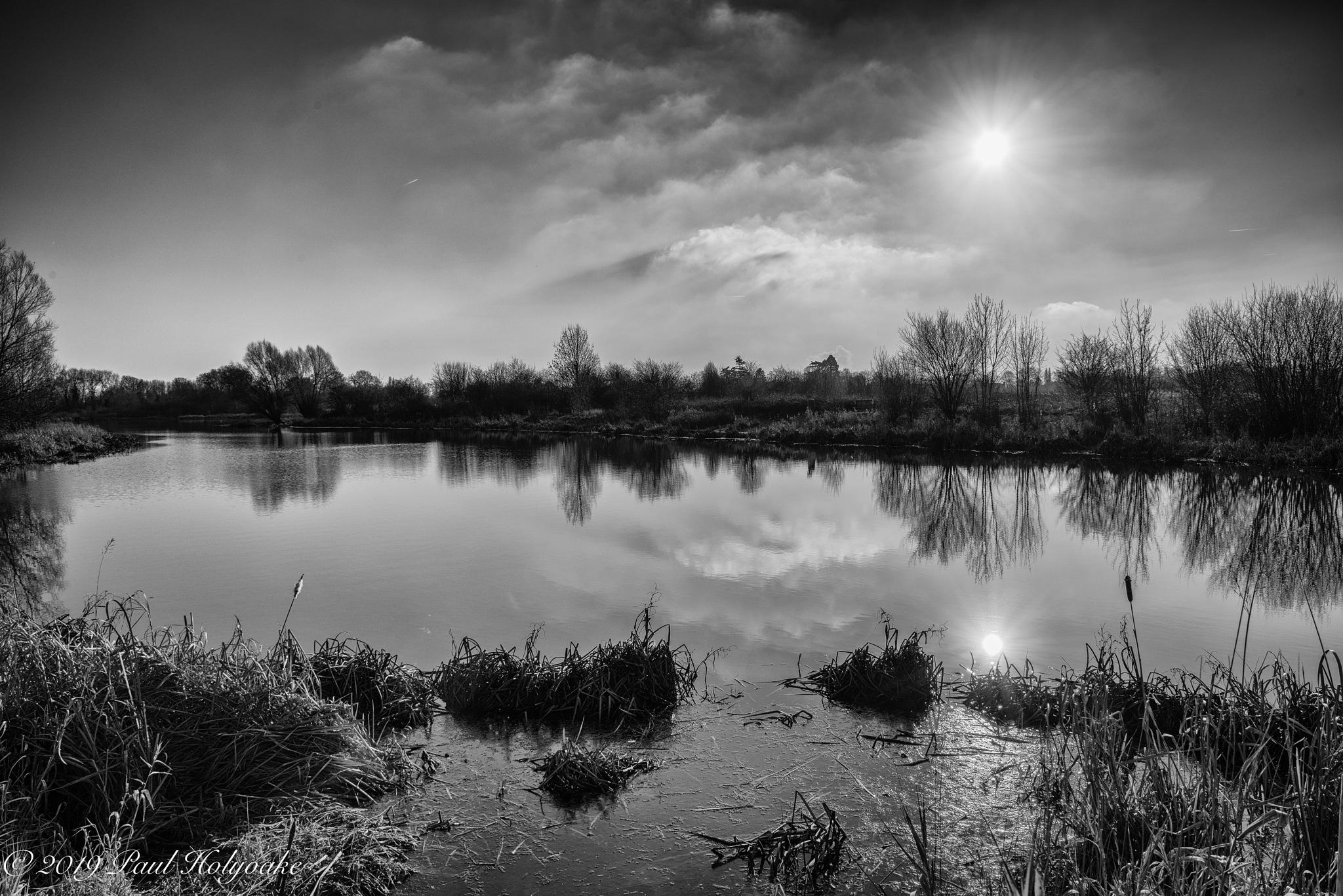 Sun Mirror by Photon