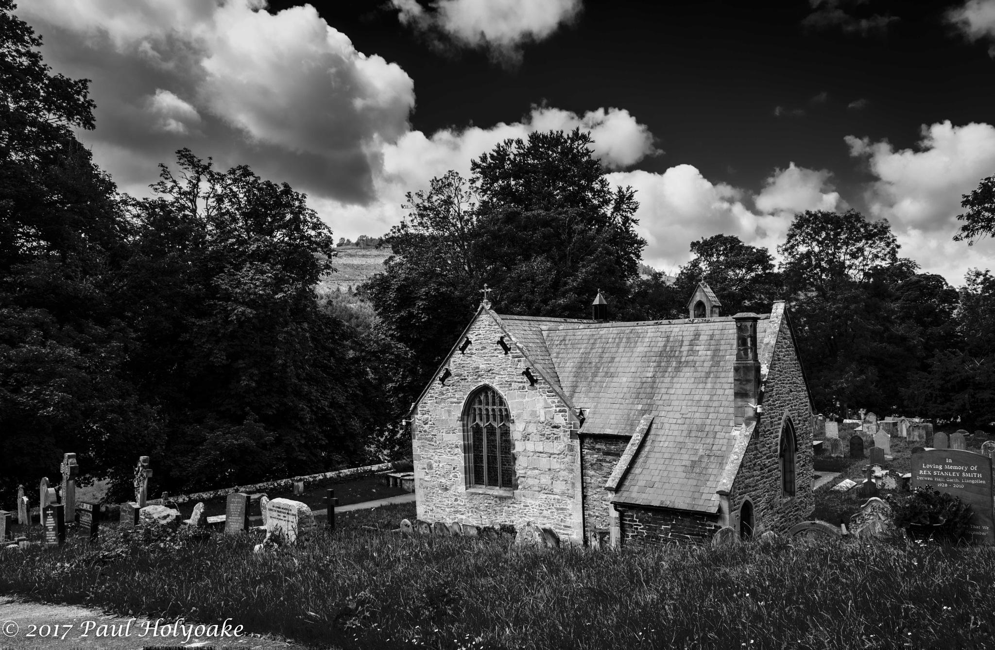 Welsh Church by Photon
