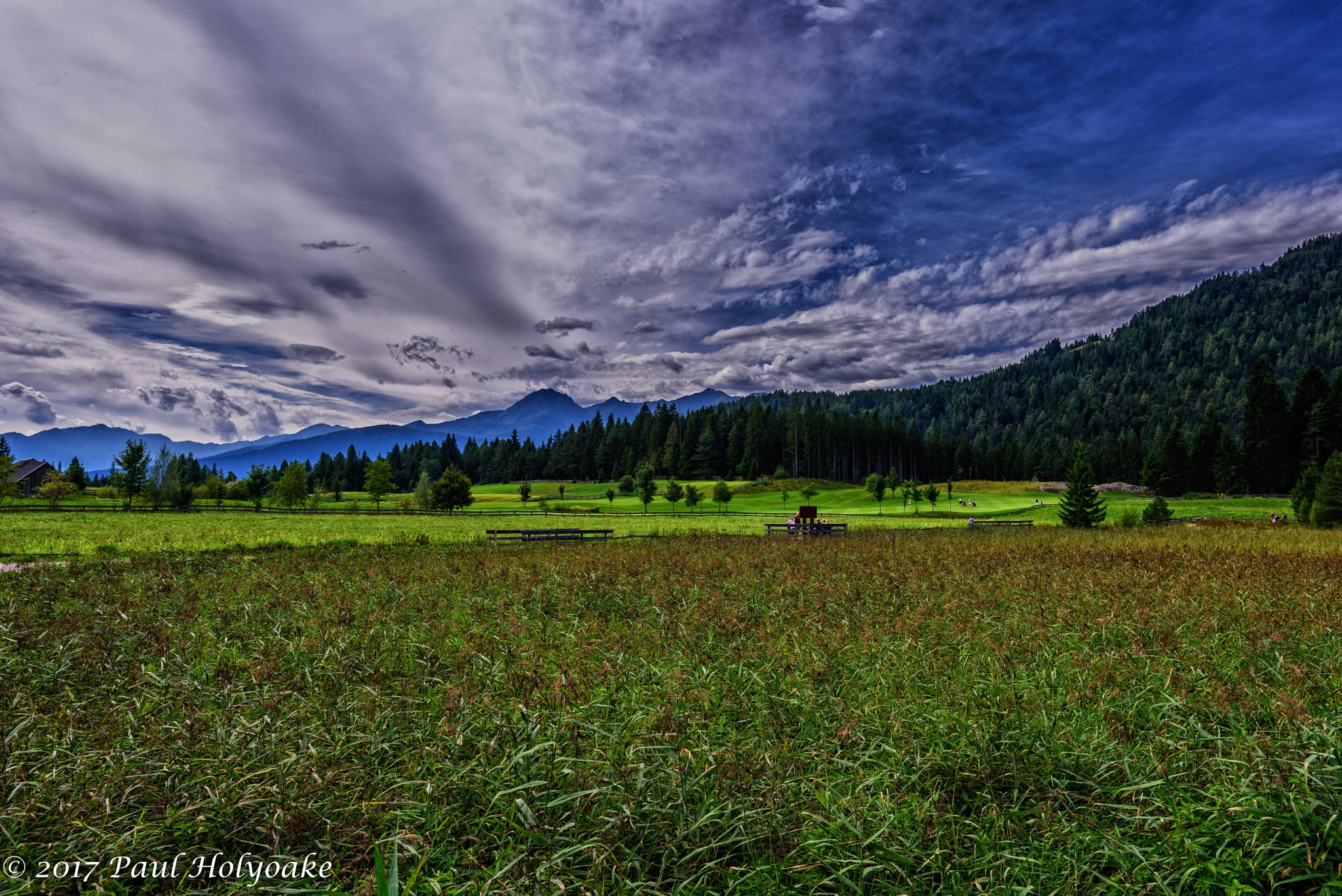 Alps by Photon