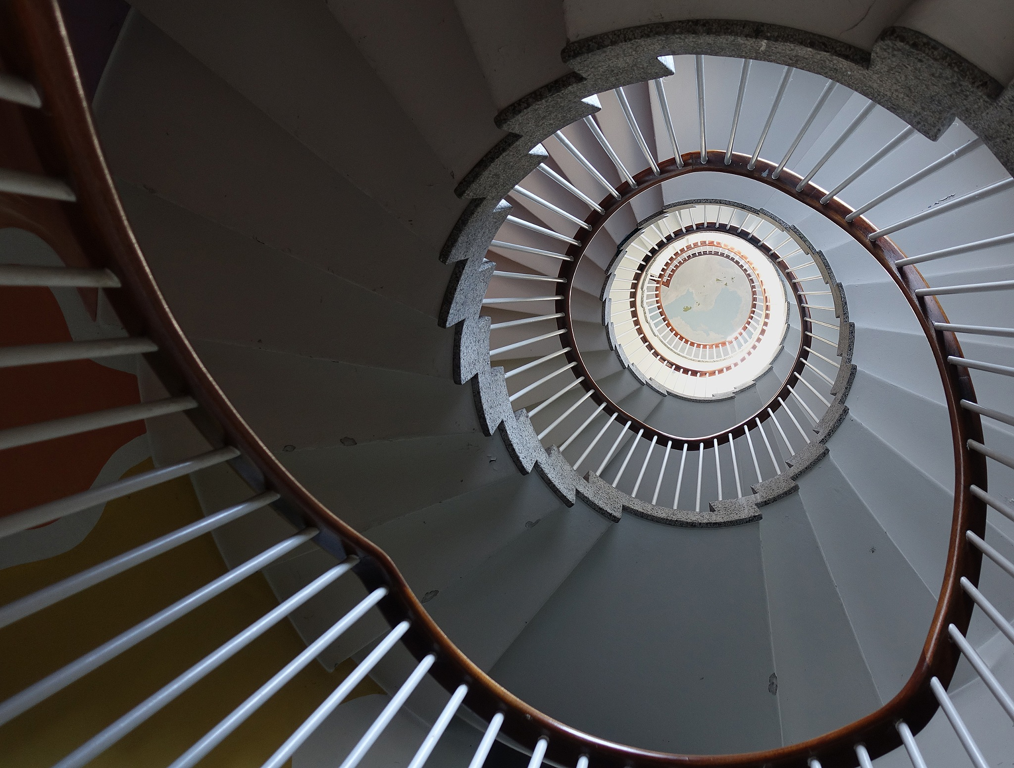 circular stairs by per f andersen