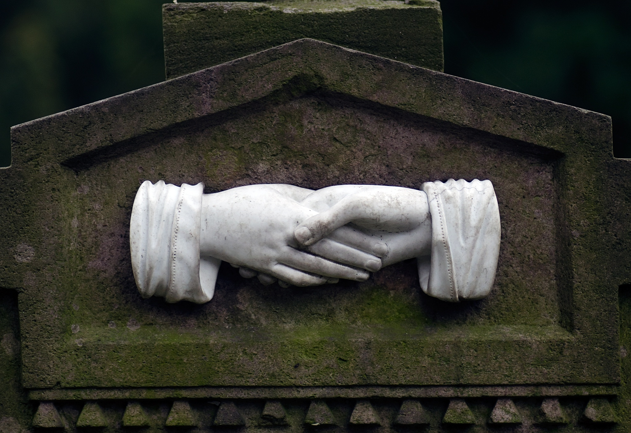 from the cemetery Assistens by per f andersen