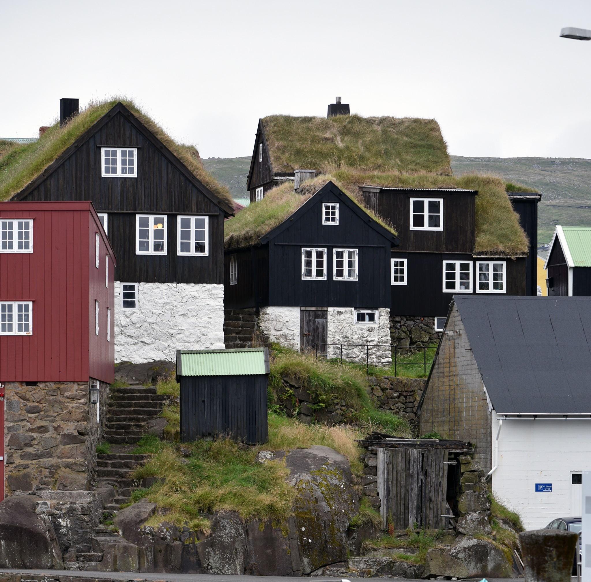 wooden houses by per f andersen