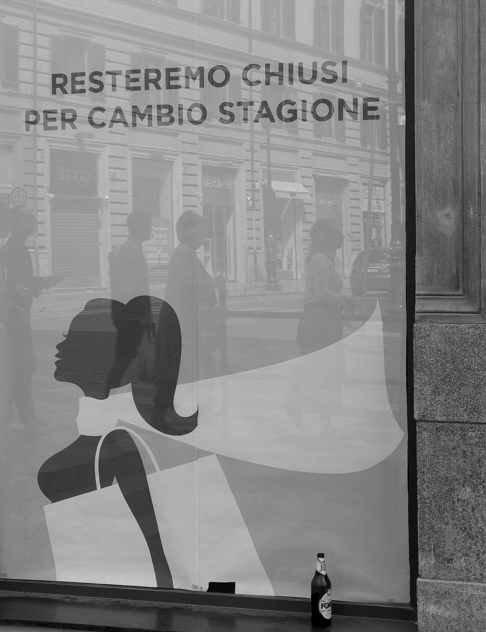 Il foulard by Ilaria Guccione