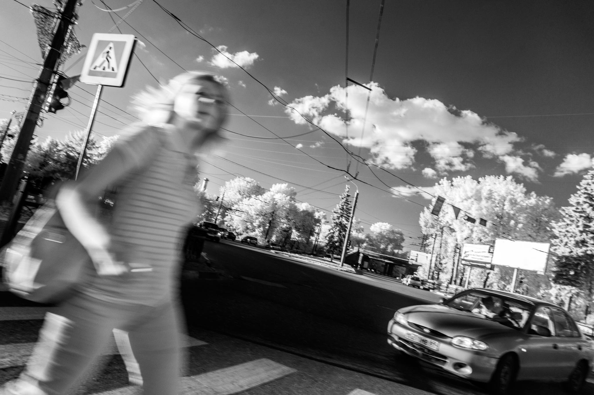 walker by Vlad Pluzhnikov