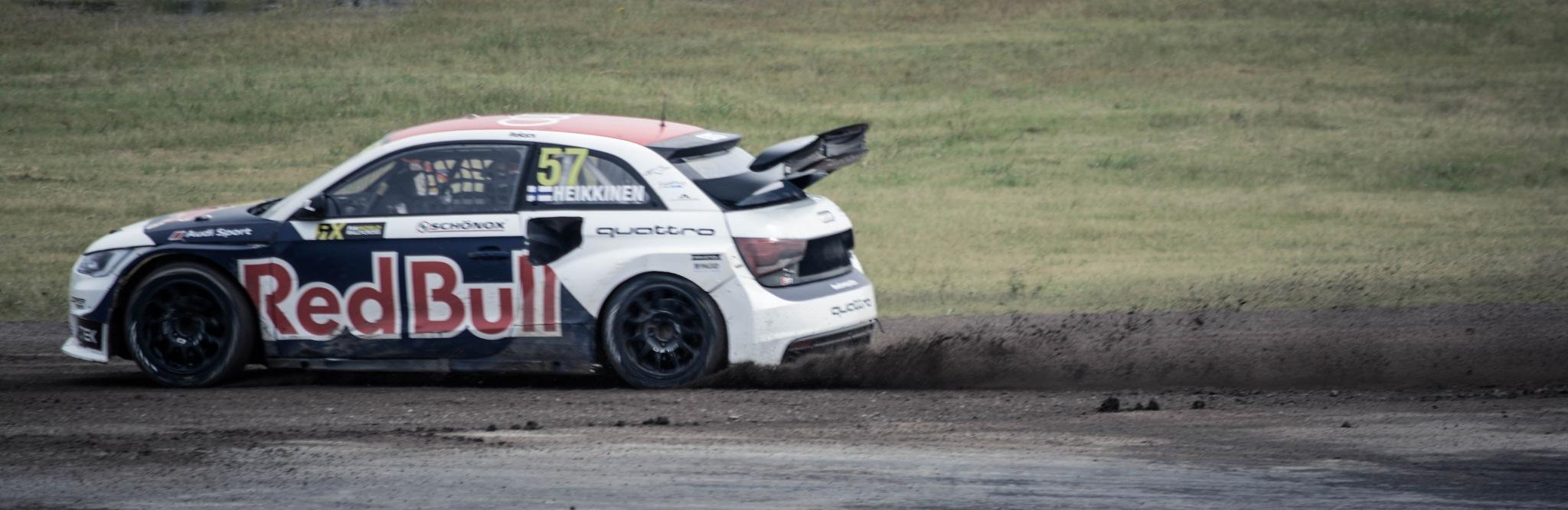 Rallycross  by rodluce