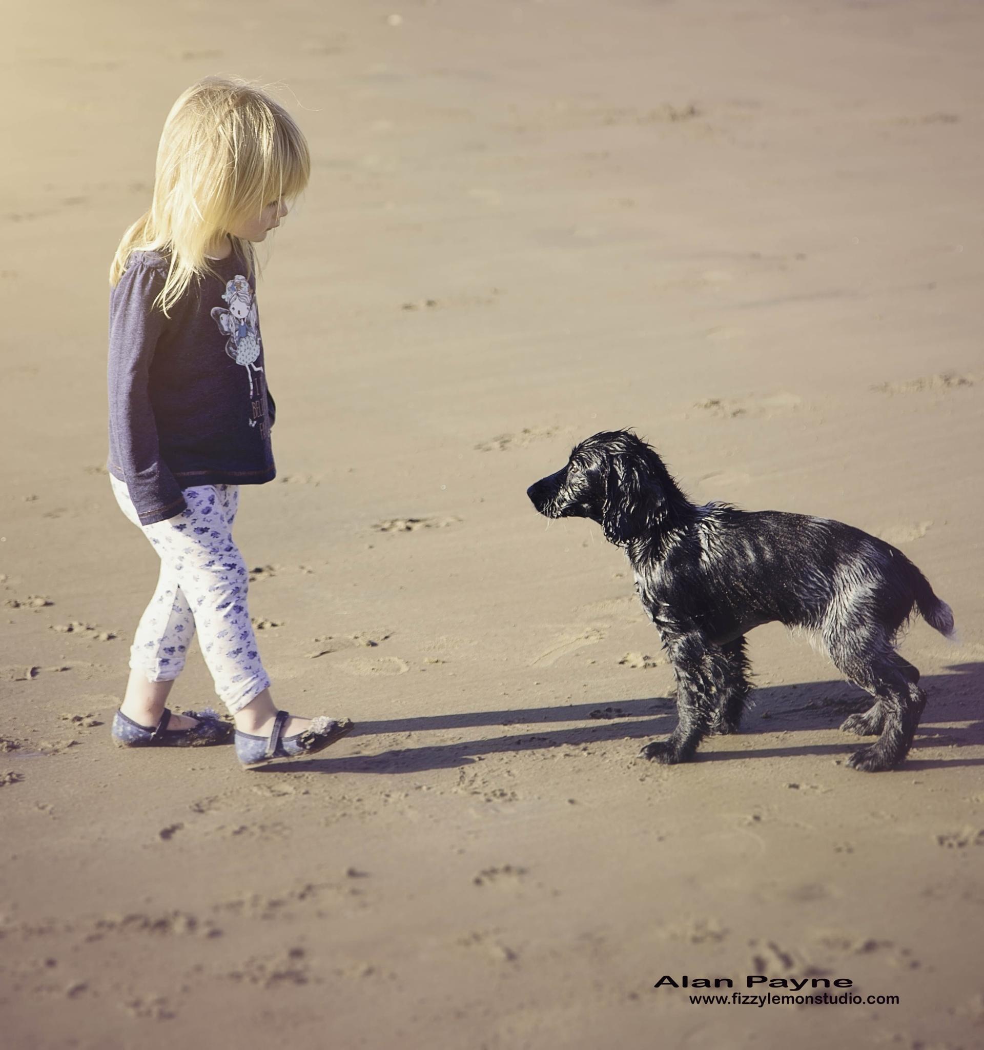 My best friend by Alan Payne