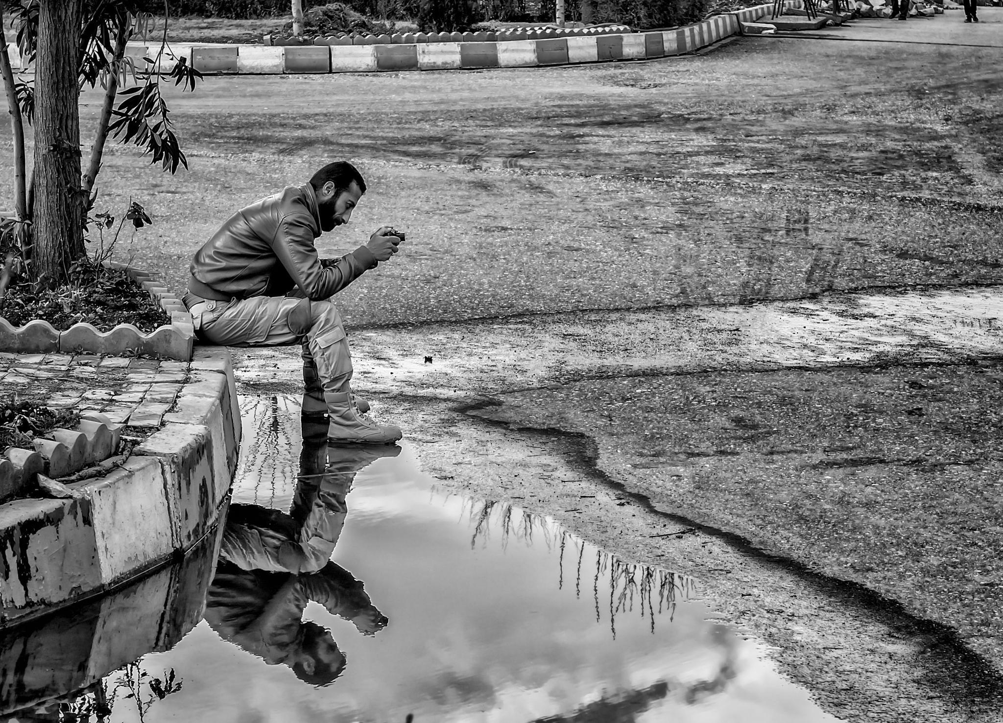Reflection by Saman A. Ali