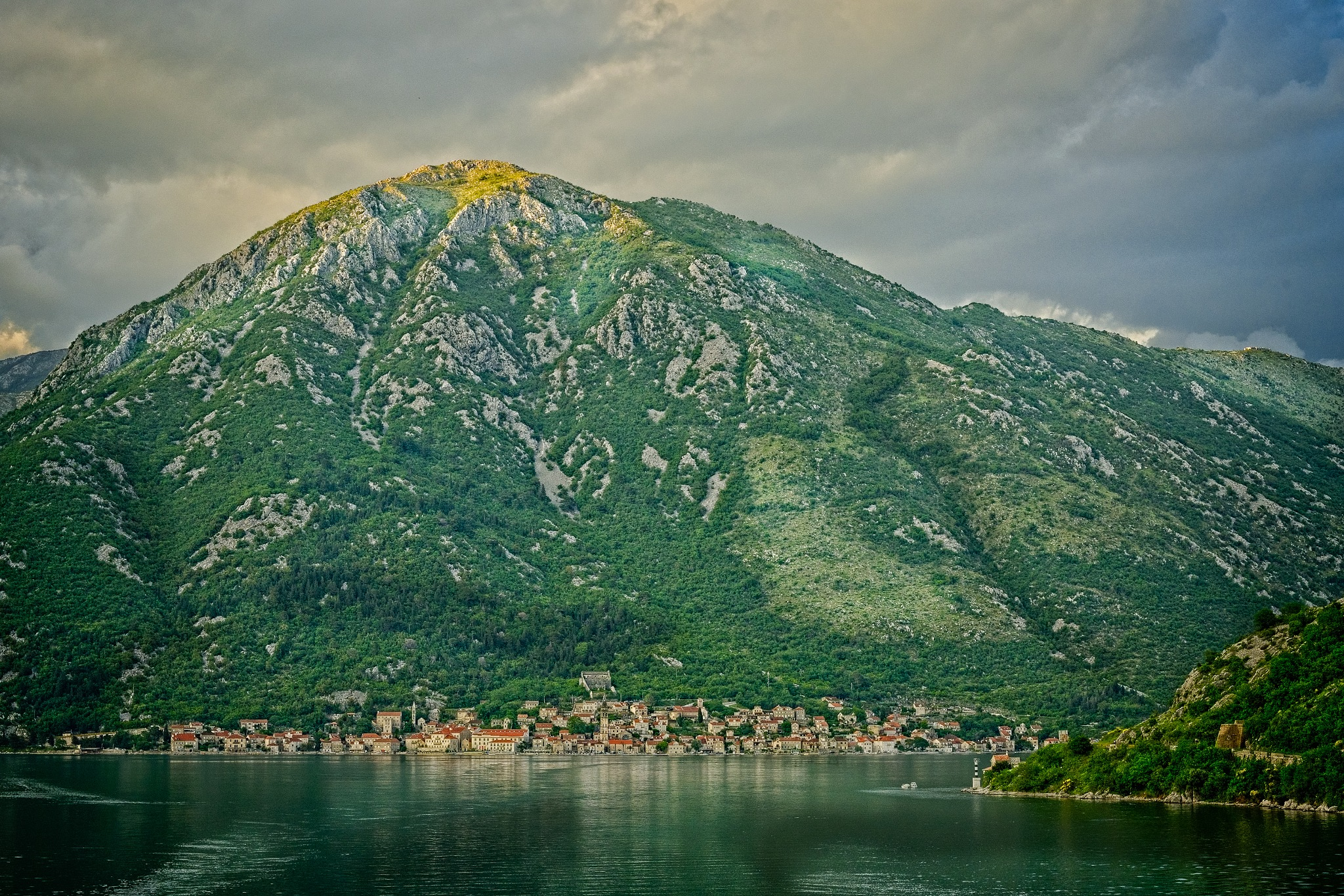 Kotor, Montenegro by Steve Director