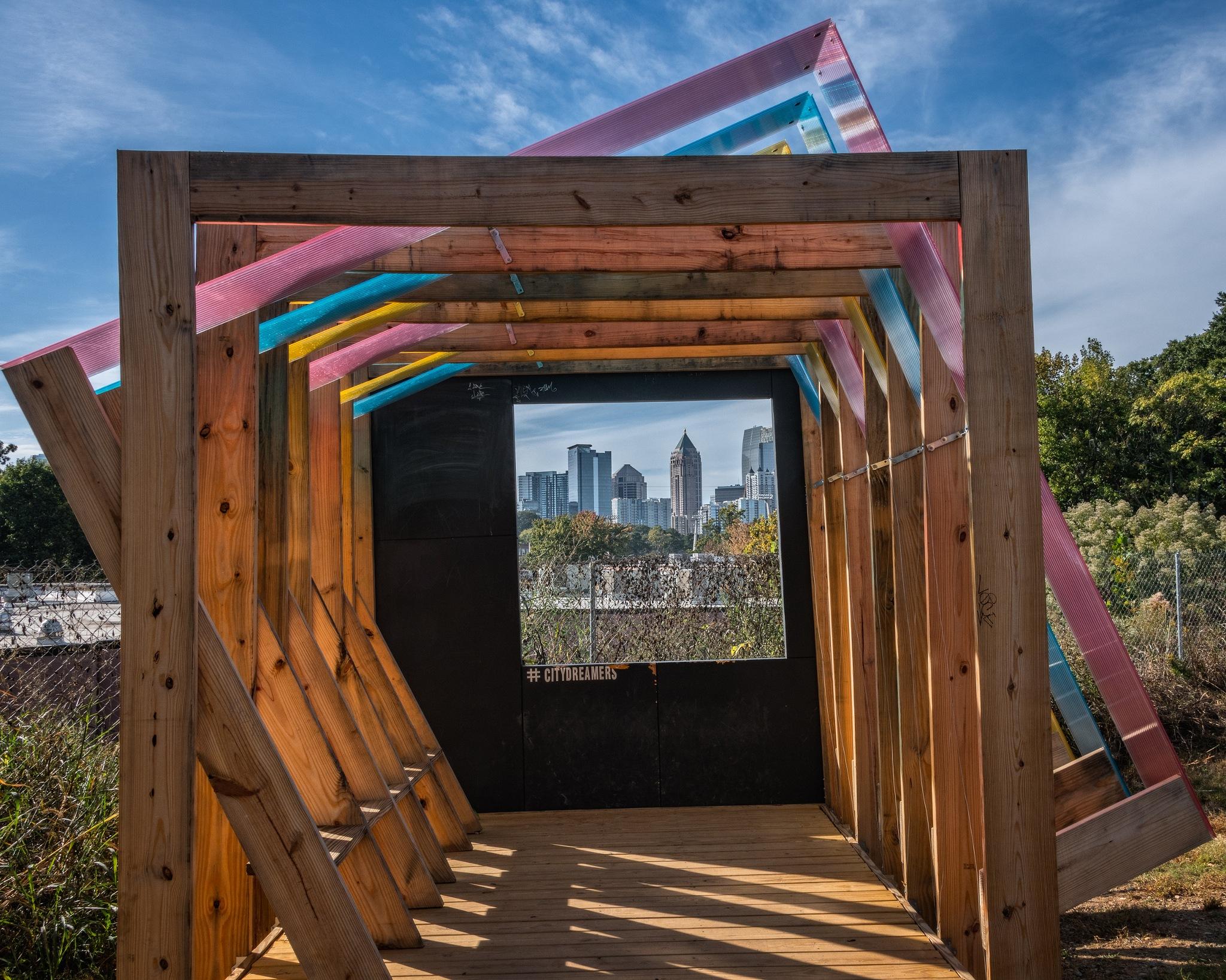 Midtown Atlanta by Steve Director