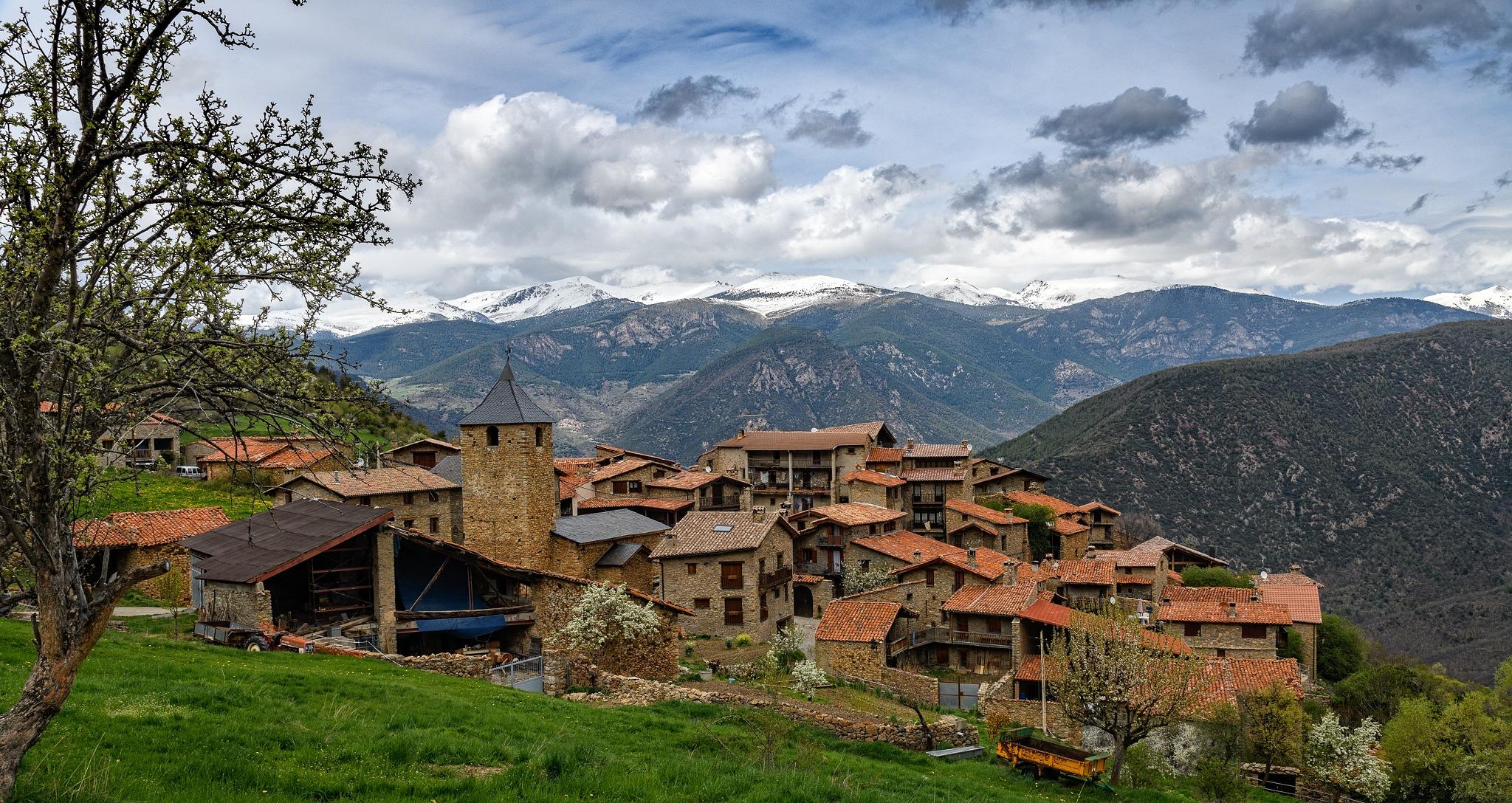 Ansovell, Spain #2 by Steve Director