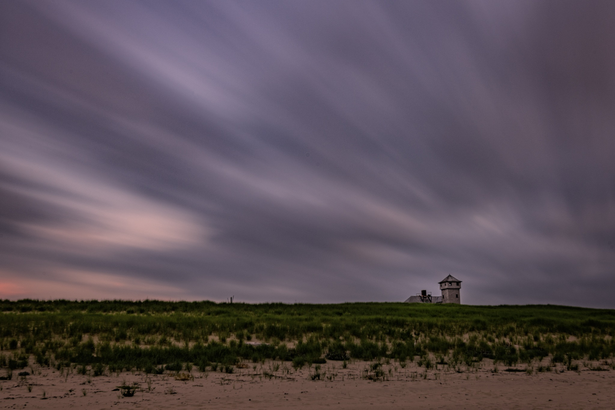 Evening at Race Point by Steve Director