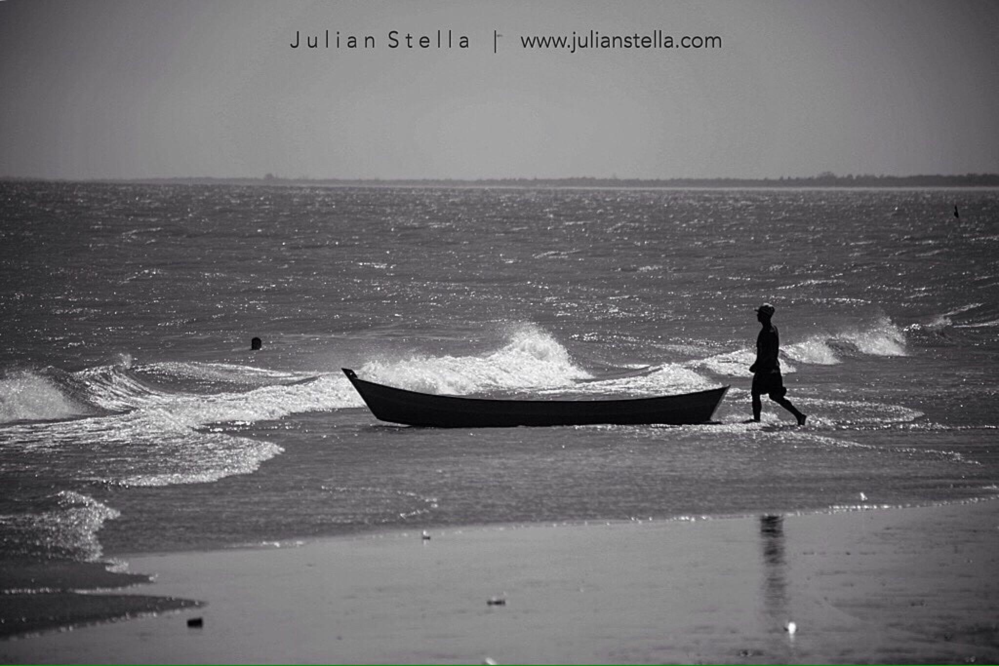 Fisherman by Julian Stella