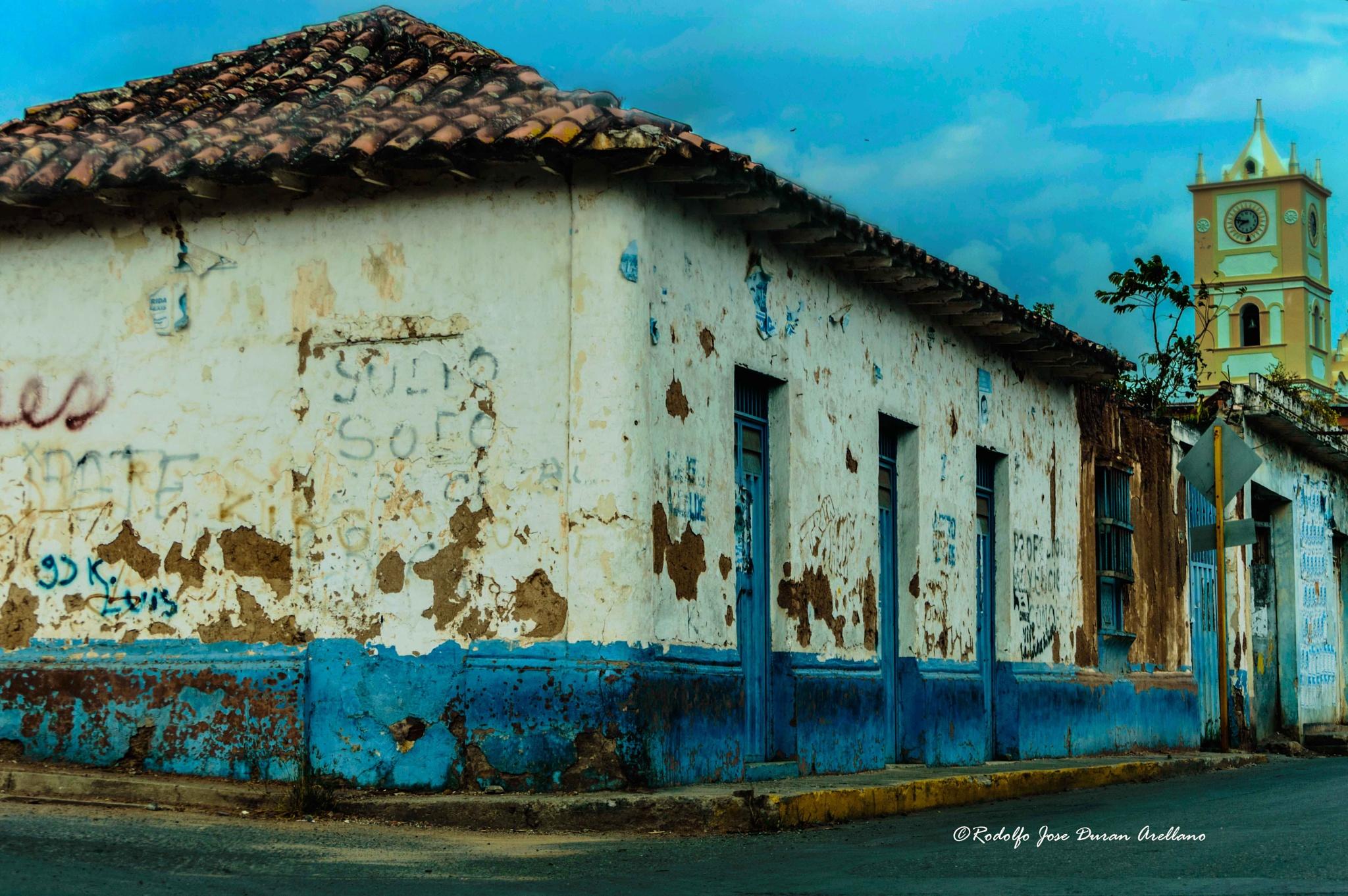 en el viejo san juan........................... by Rodolfo José Durán Arellano