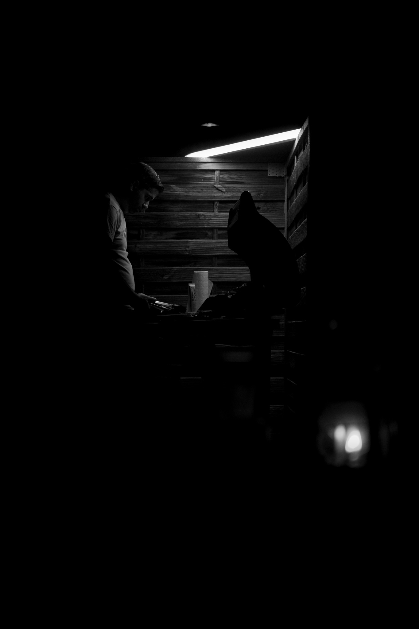 Barbecue by Cris Estalayo