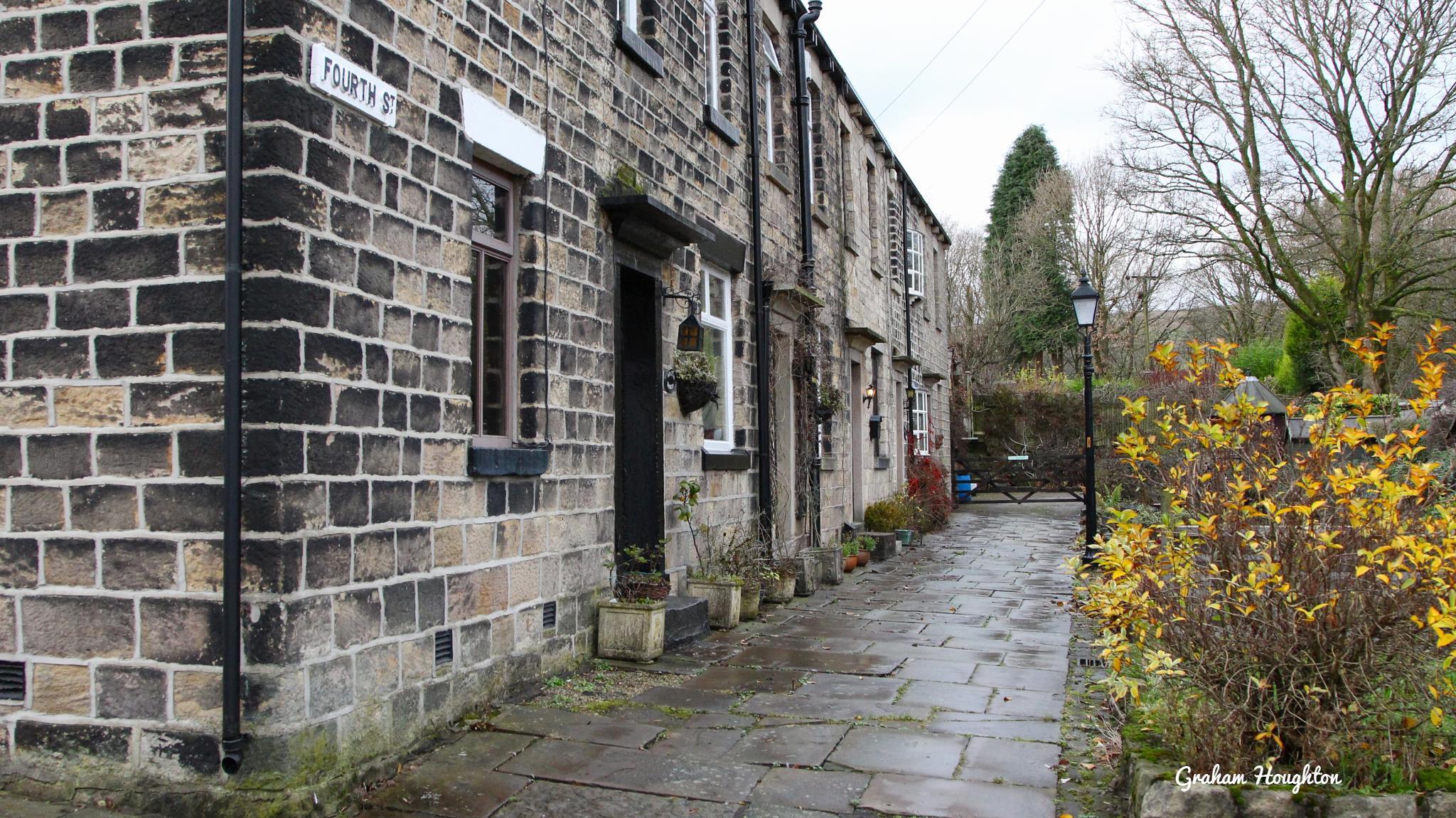 rural street by Graham Houghton