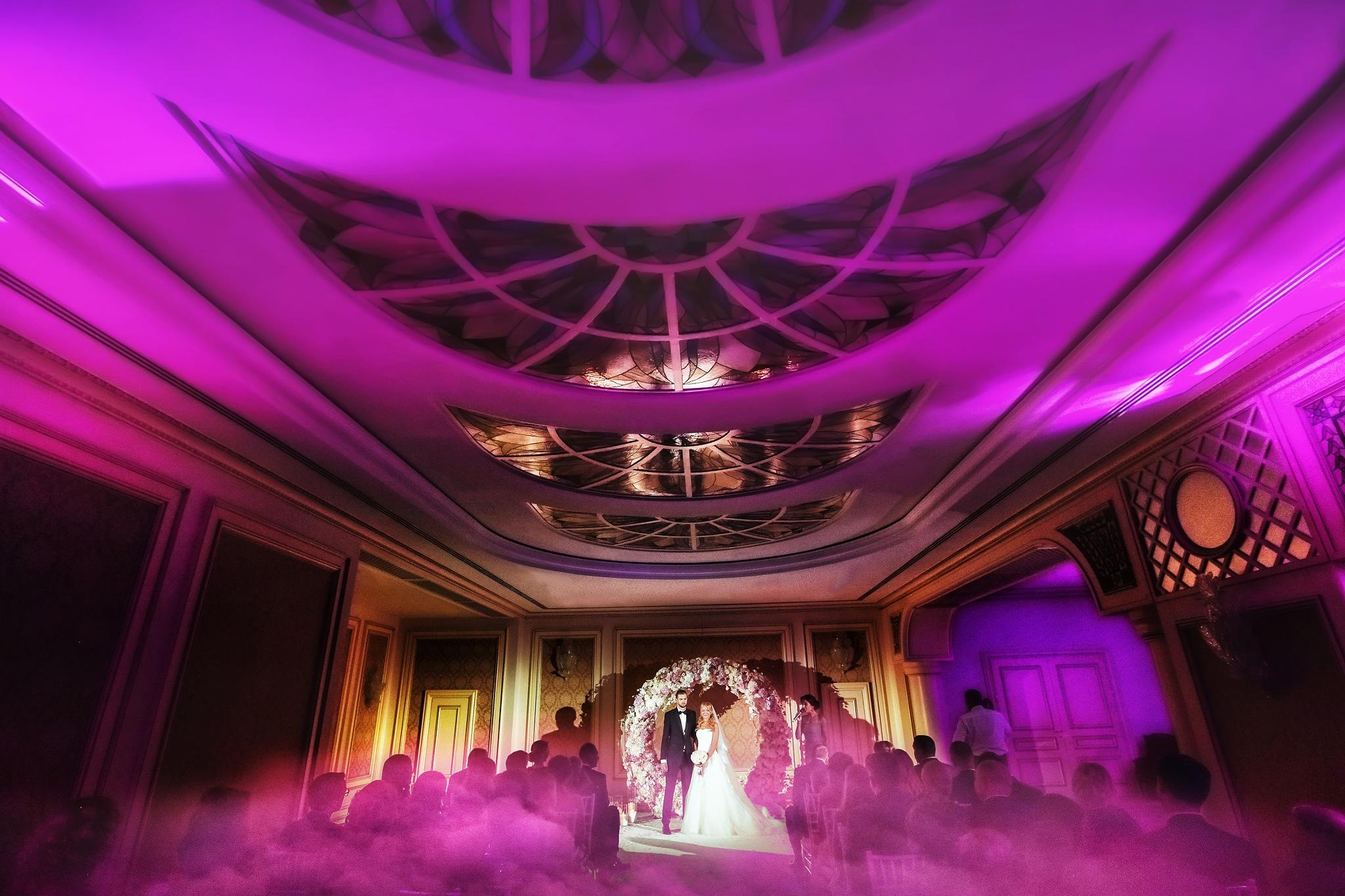 Violet wedding by Dimitrij