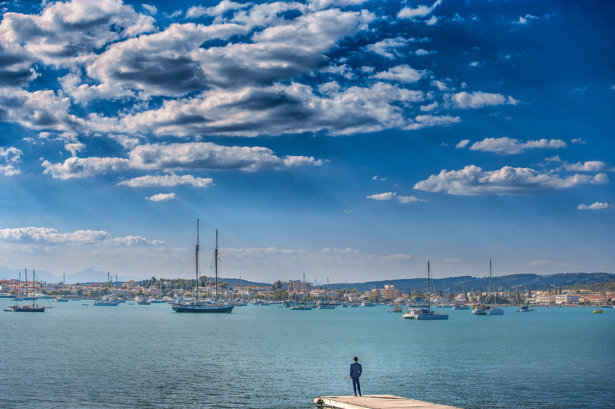 Reach new horizon by Dimitrij