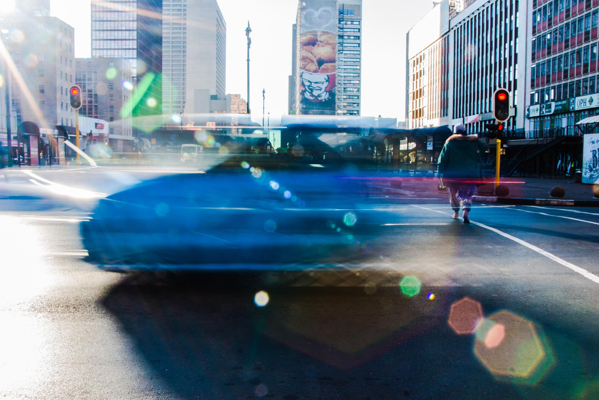 Chasing Cars by Lauren Whitelaw