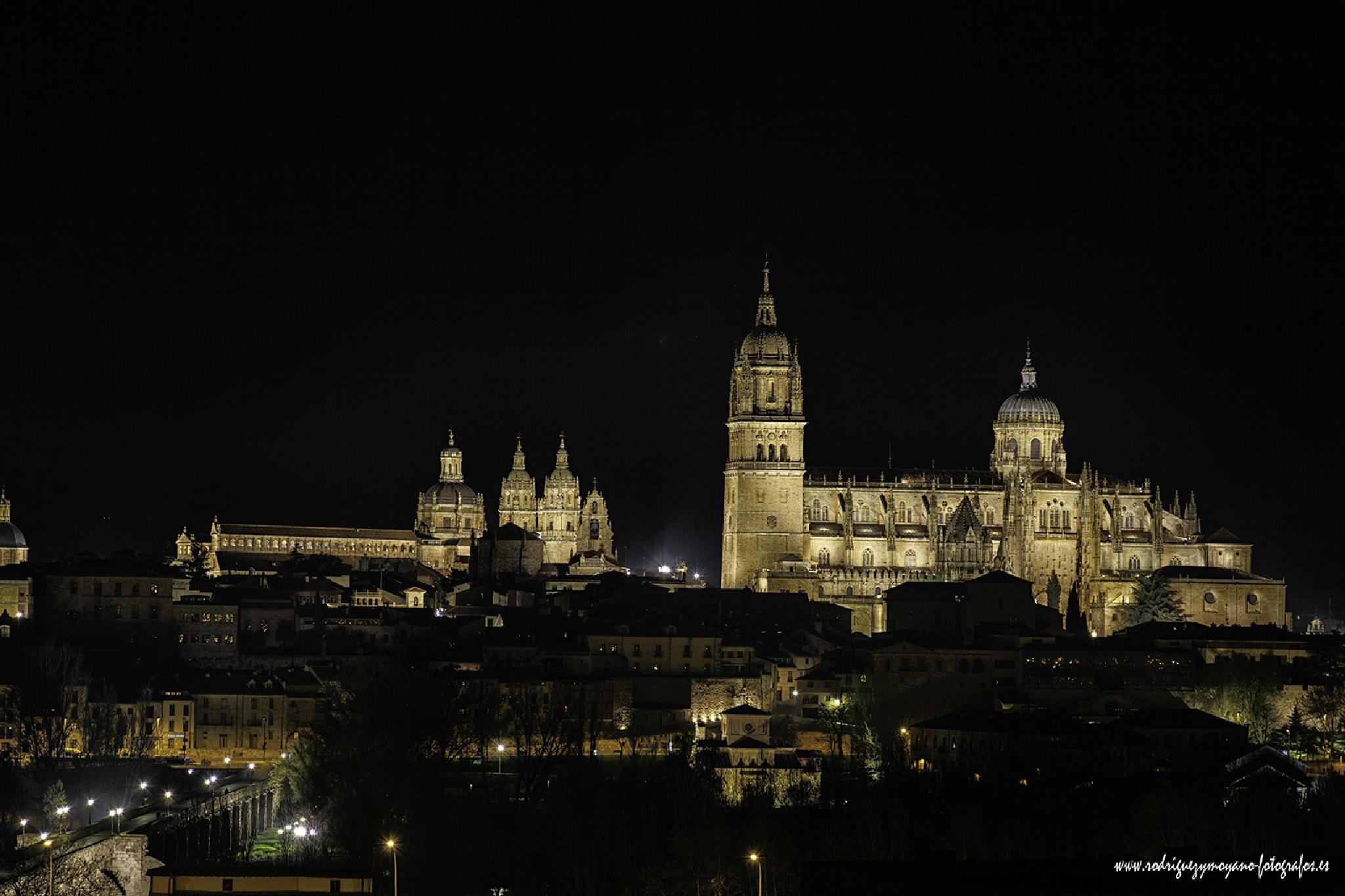 Salamanca - Spain by luisrguez