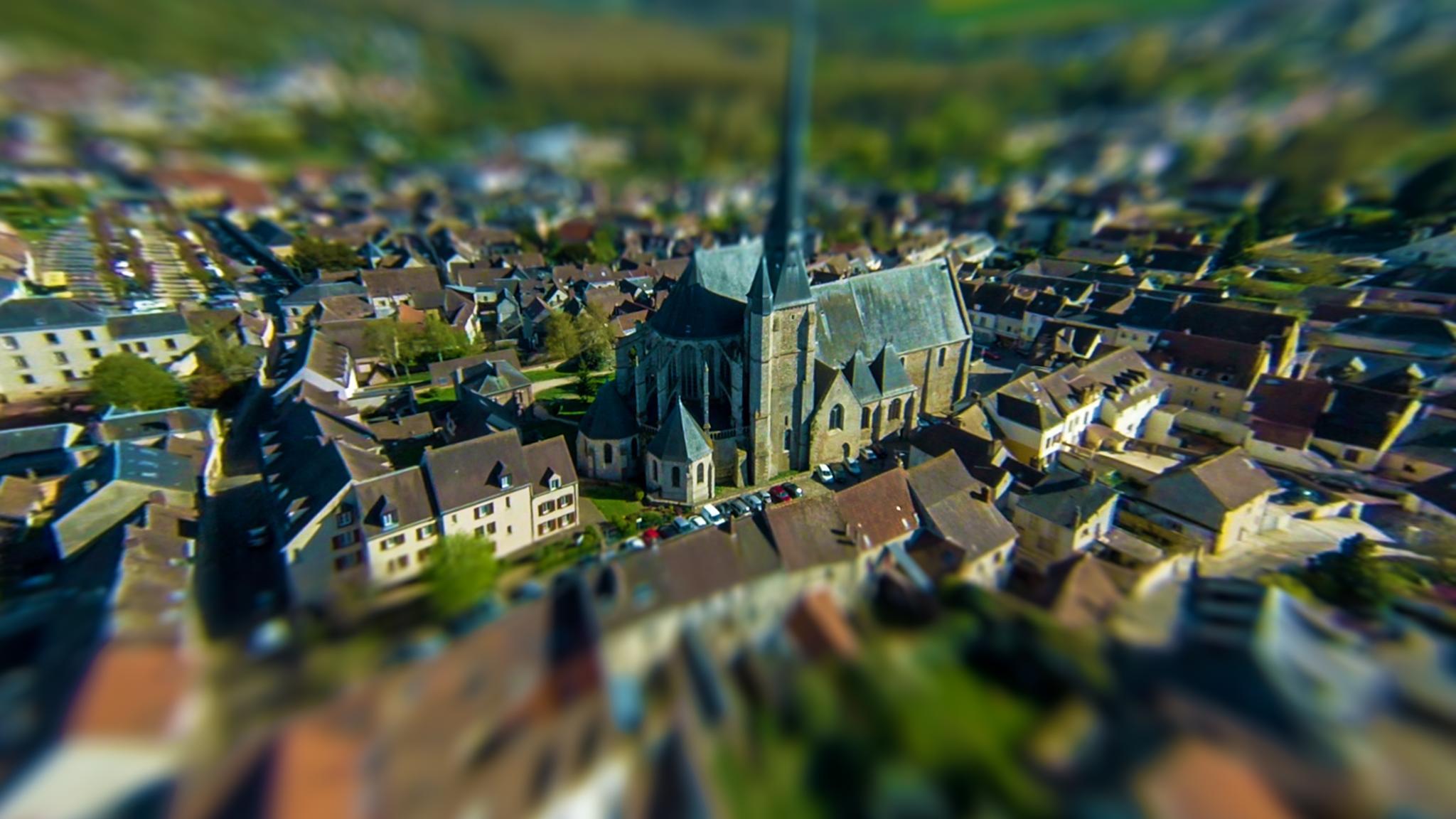 Eglise de Gallardon by XavierBERTRAND